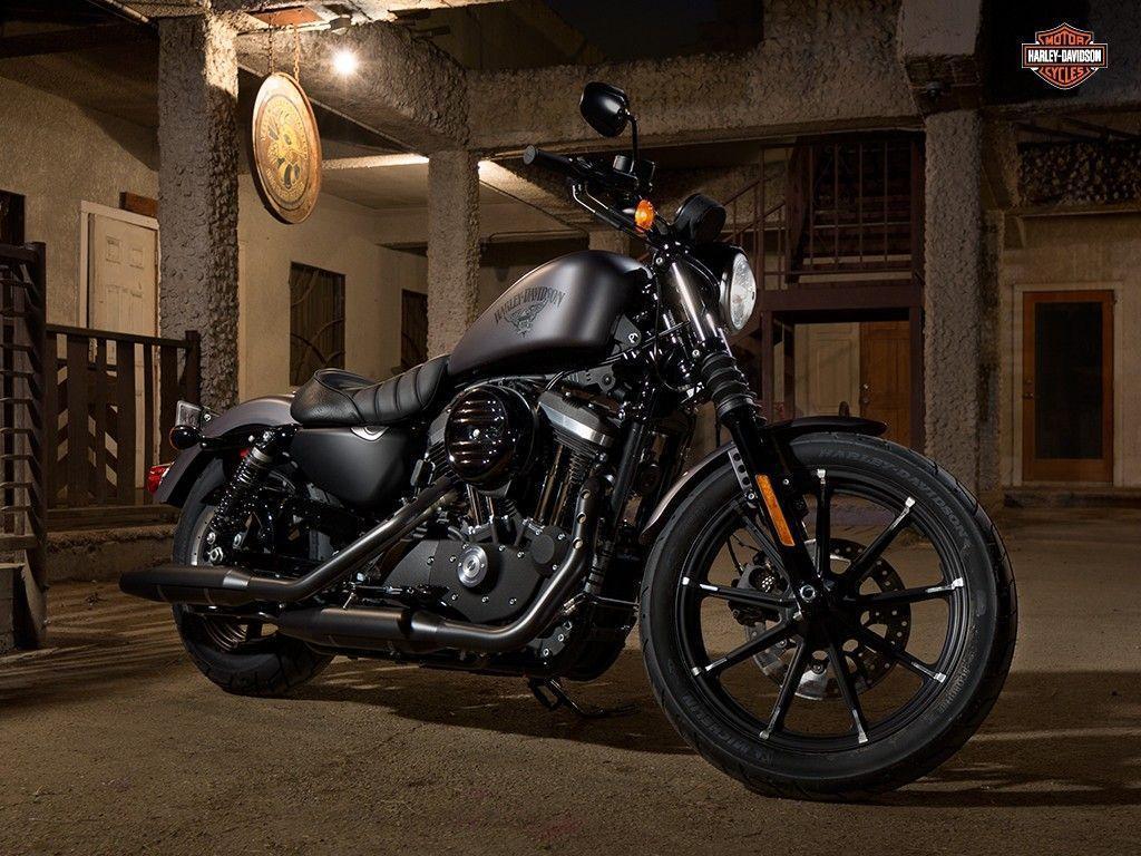Wallpapers 2017 Harley-Davidson Iron 883