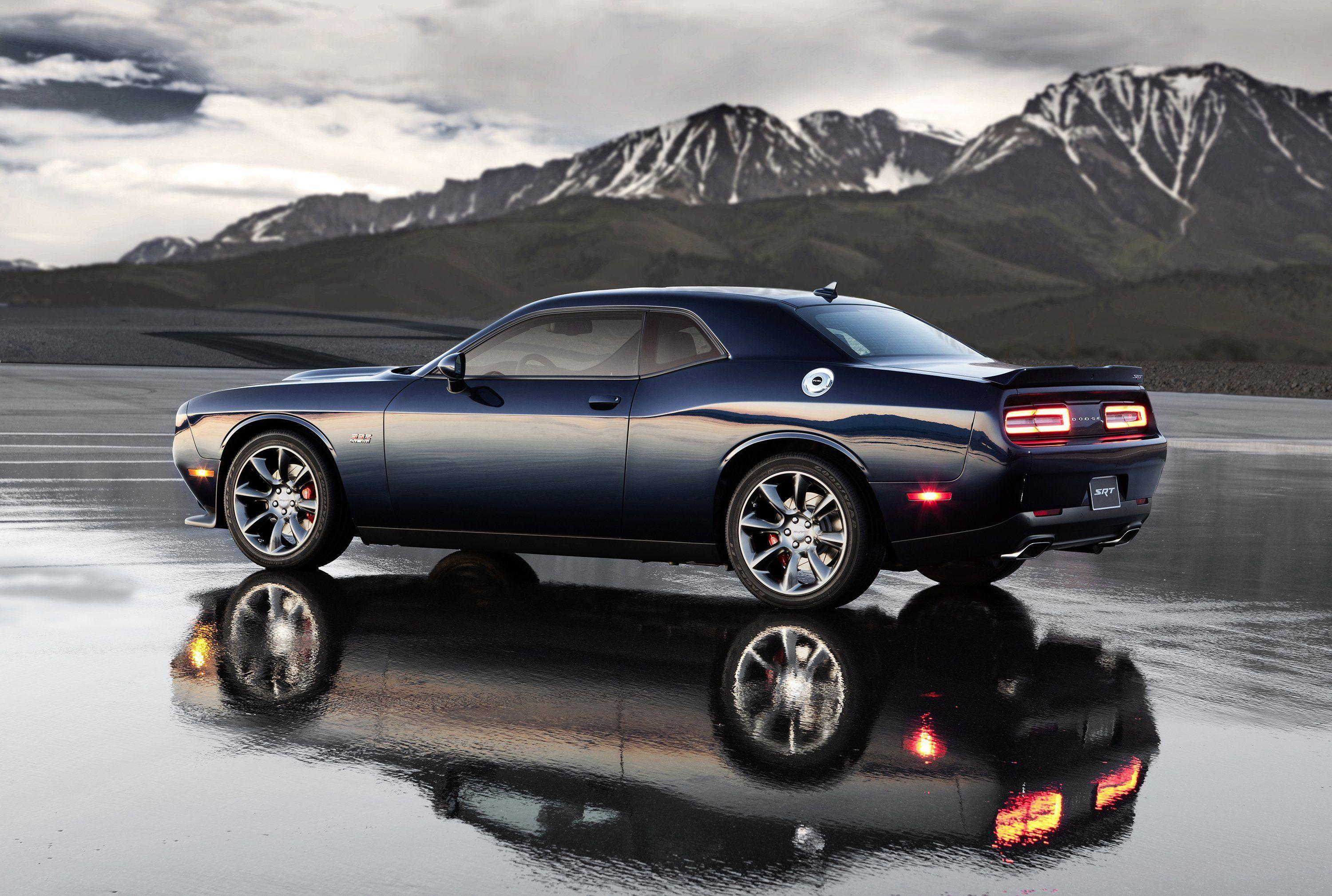 2017 Dodge Challenger Black Wallpaper Backgrounds
