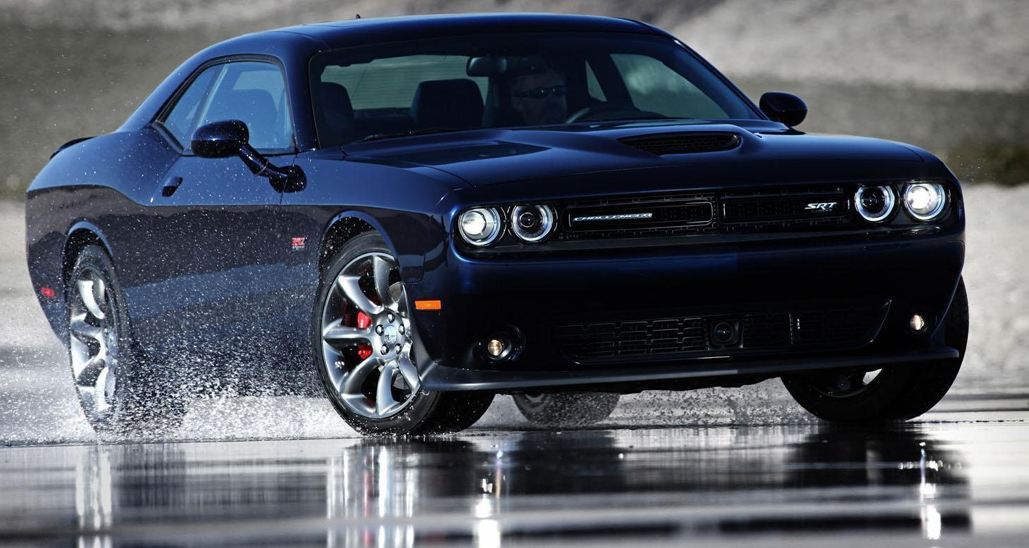 2017 Dodge Challenger Black Wallpapers - Wallpaper Cave