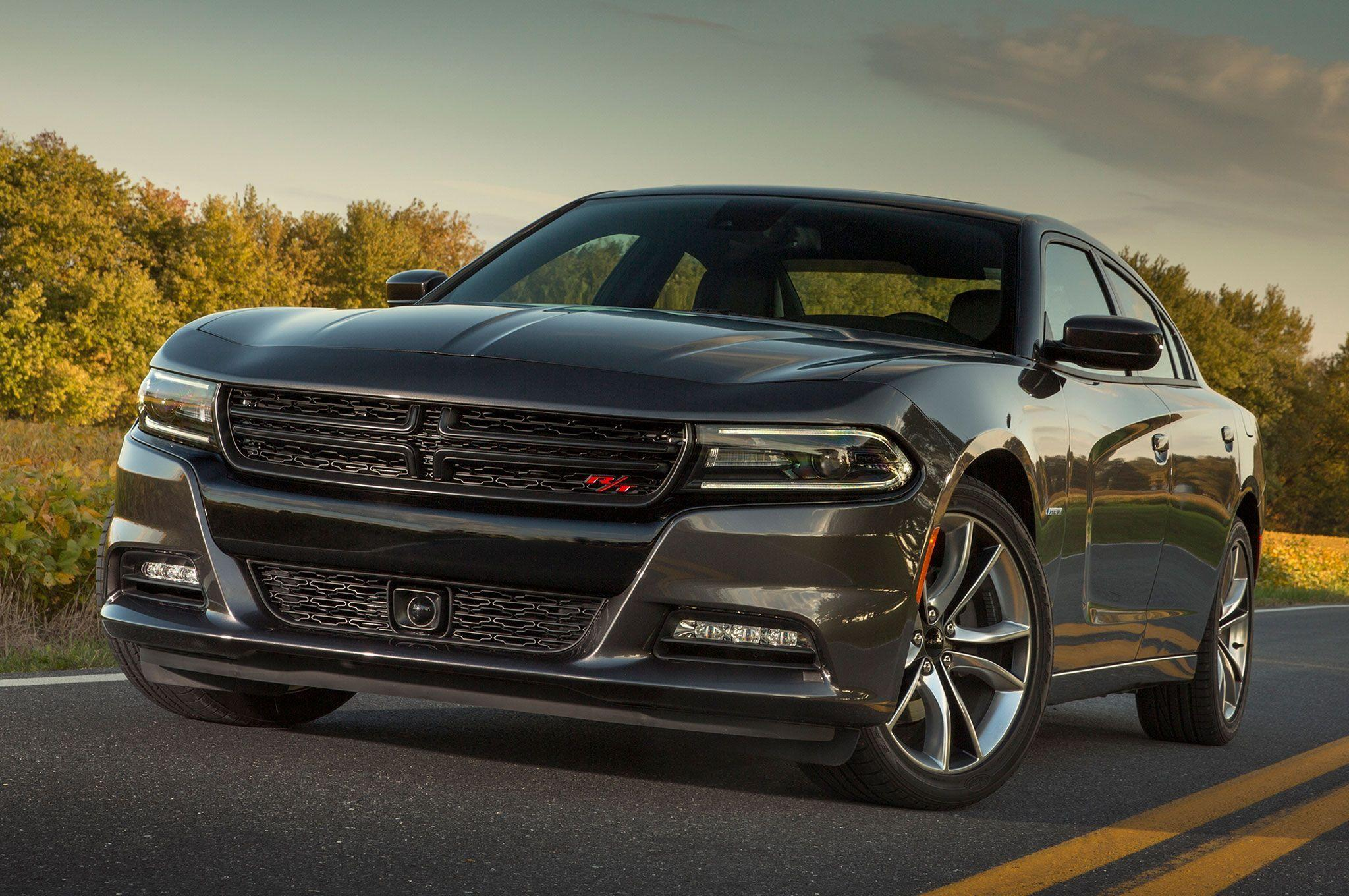 2015 Dodge Charger R/T, SRT 392, SXT AWD First Drive