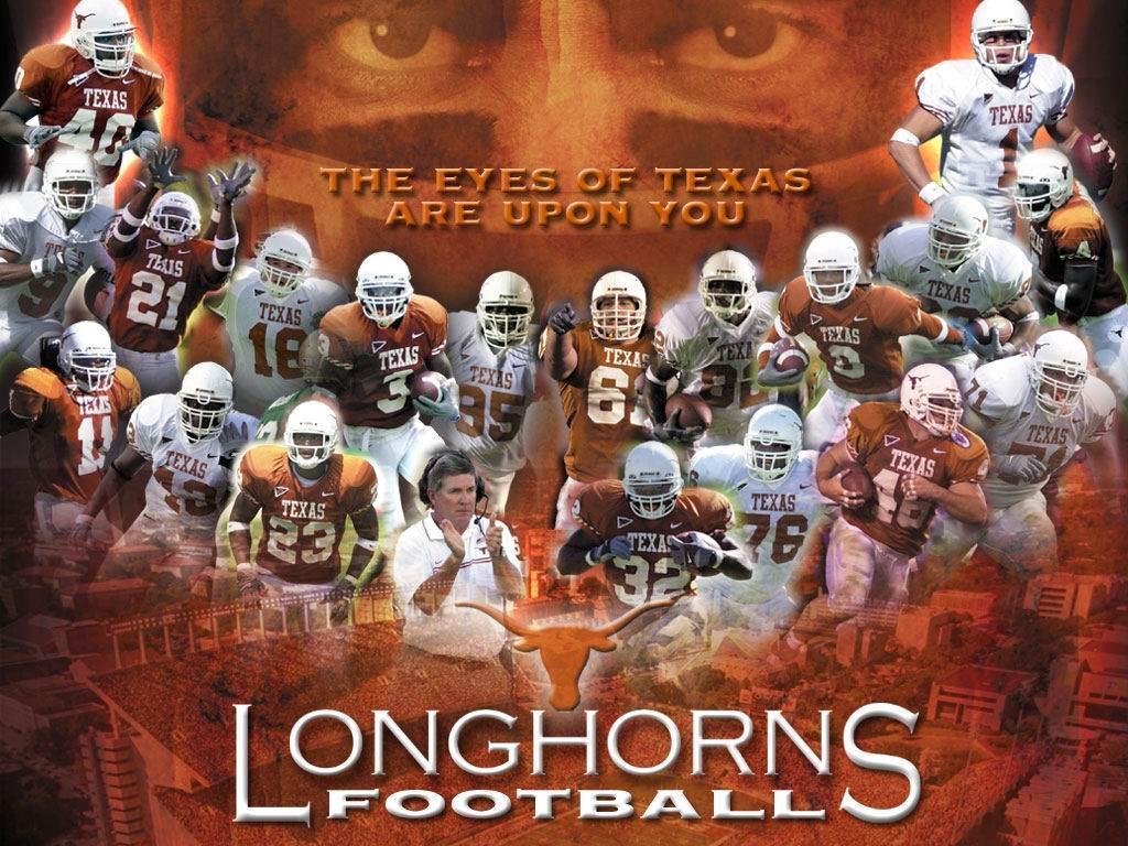 2017 Texas Longhorns Football Wallpapers Wallpaper Cave