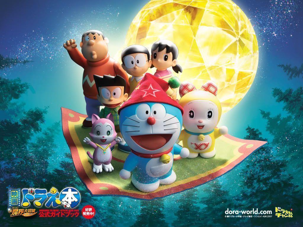 Doraemon 3d Wallpaper Cave