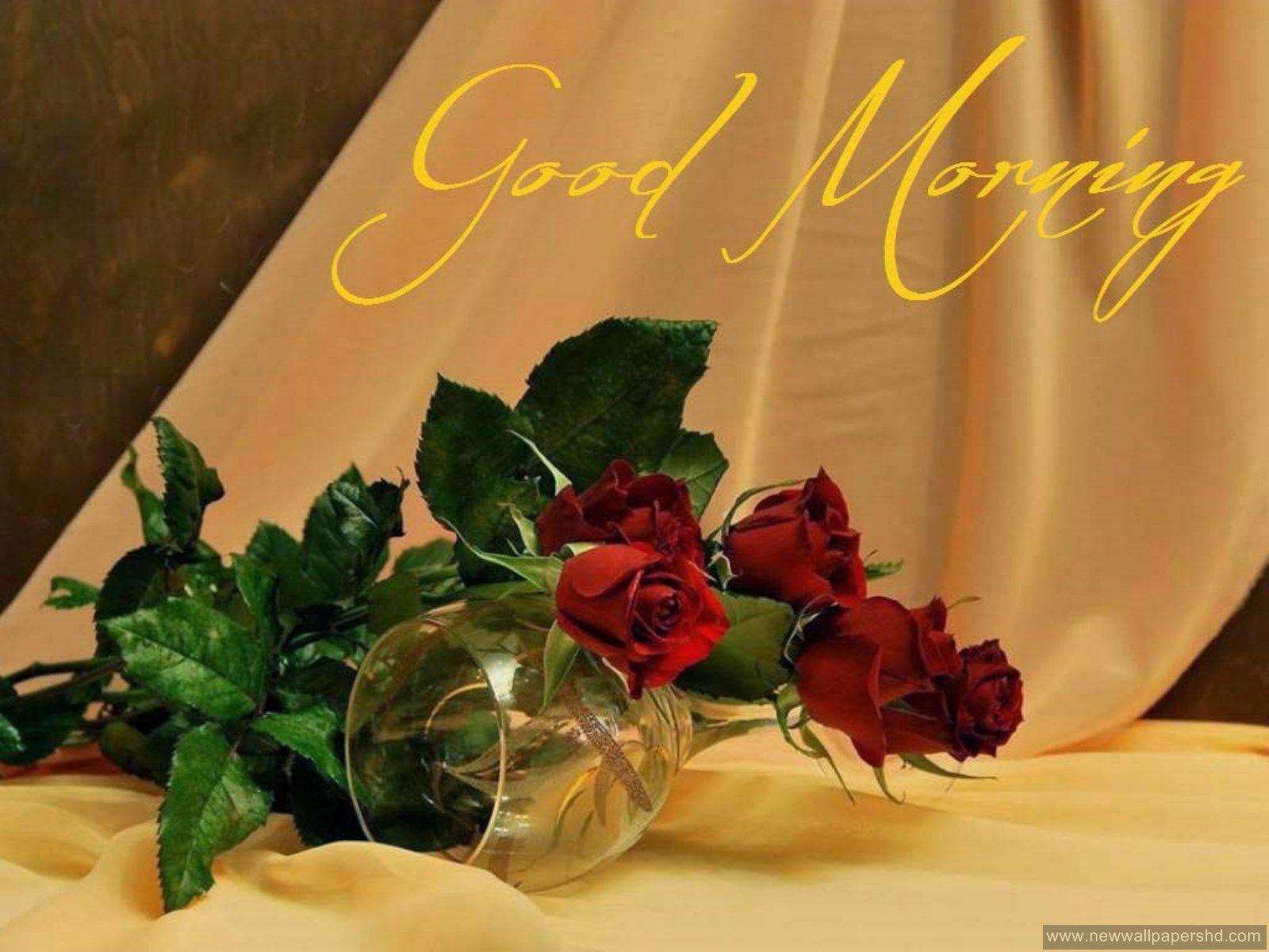stylish Good Morning HD Wallpapers in English & Hindi   HD Walls