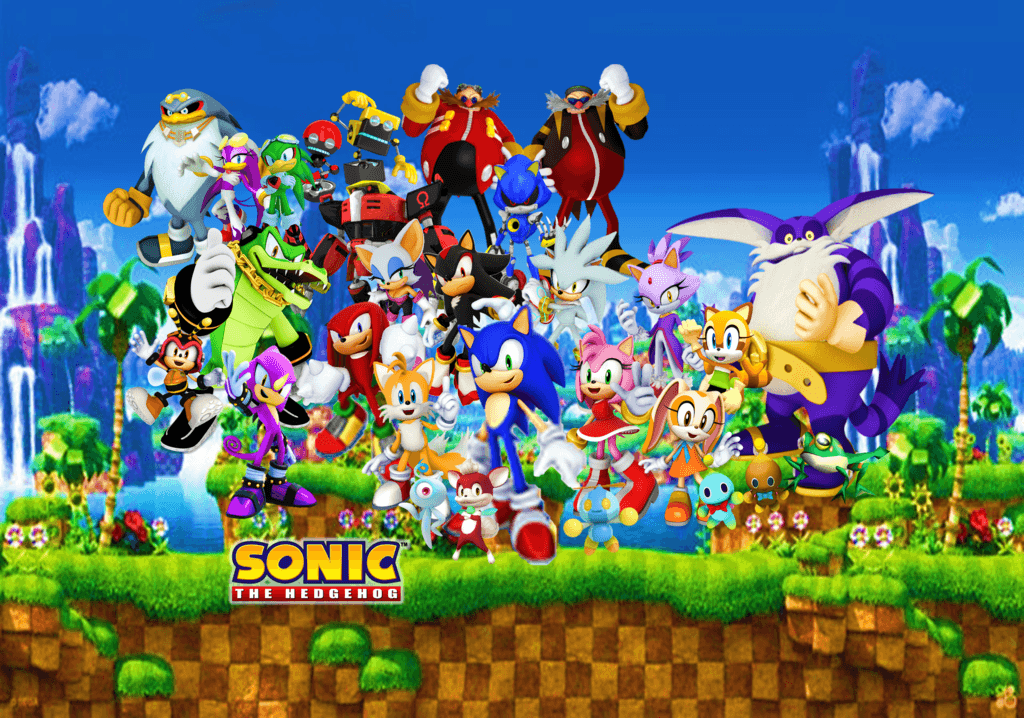 Sonic The Hedgehog Wallpapers 2017 - Wallpaper Cave