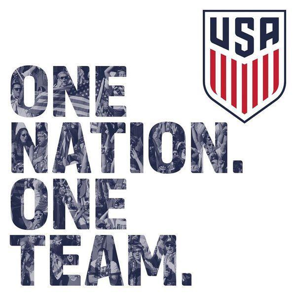 Brand New: New Logo and Type Family for U.S. Soccer by Nike and ...