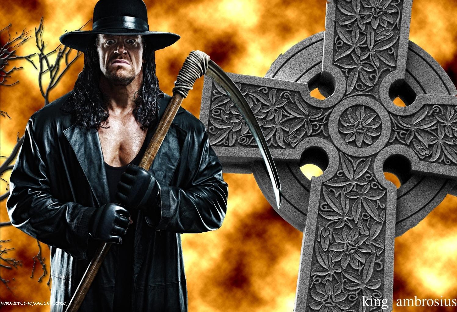 Undertaker Wallpaper 2017