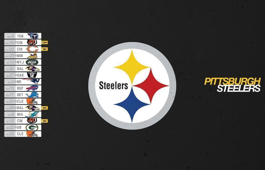 Steelers Wallpapers Schedule - Wallpaper Zone ca8defc50