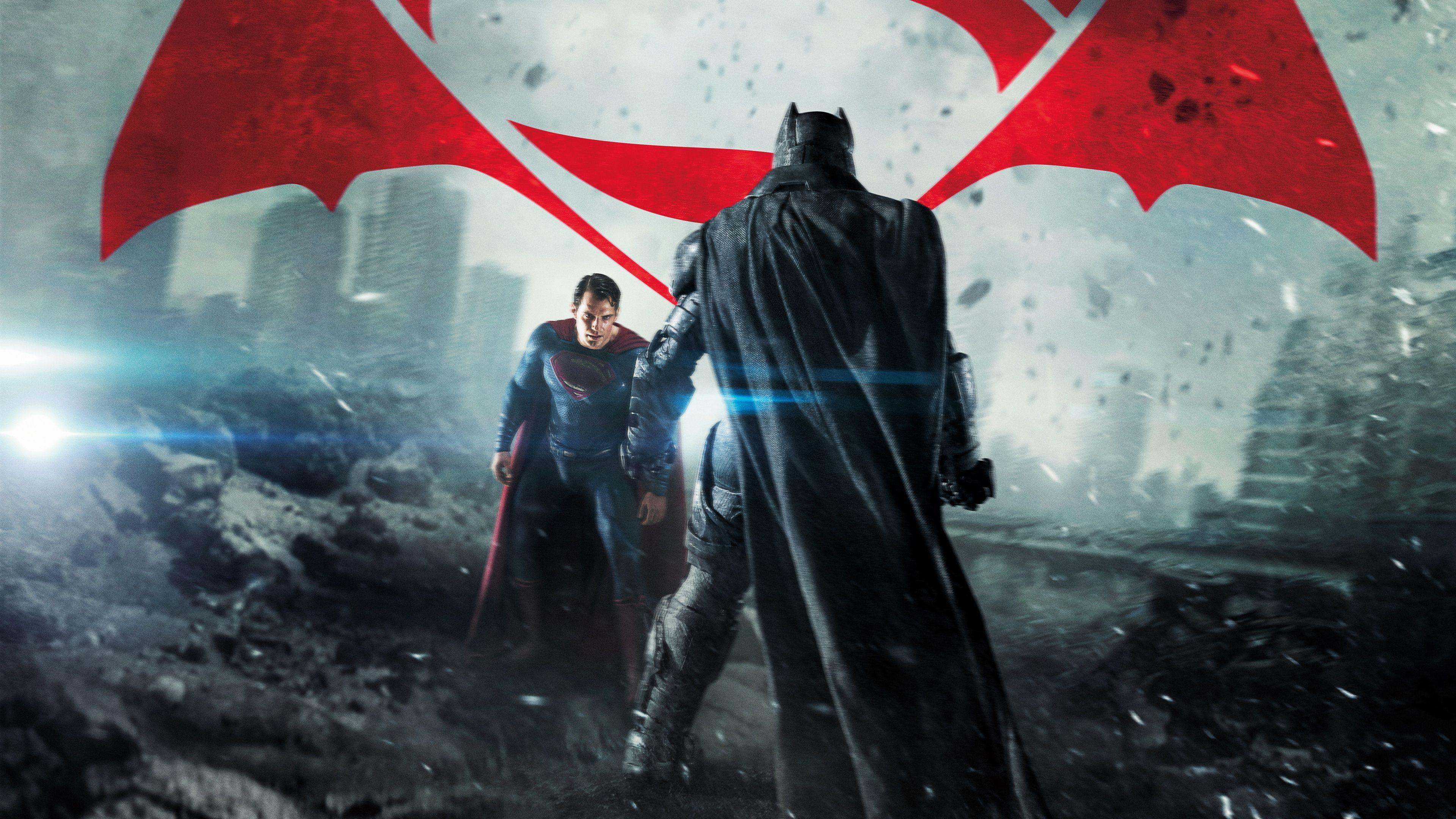 68 Batman V Superman: Dawn Of Justice HD Wallpapers