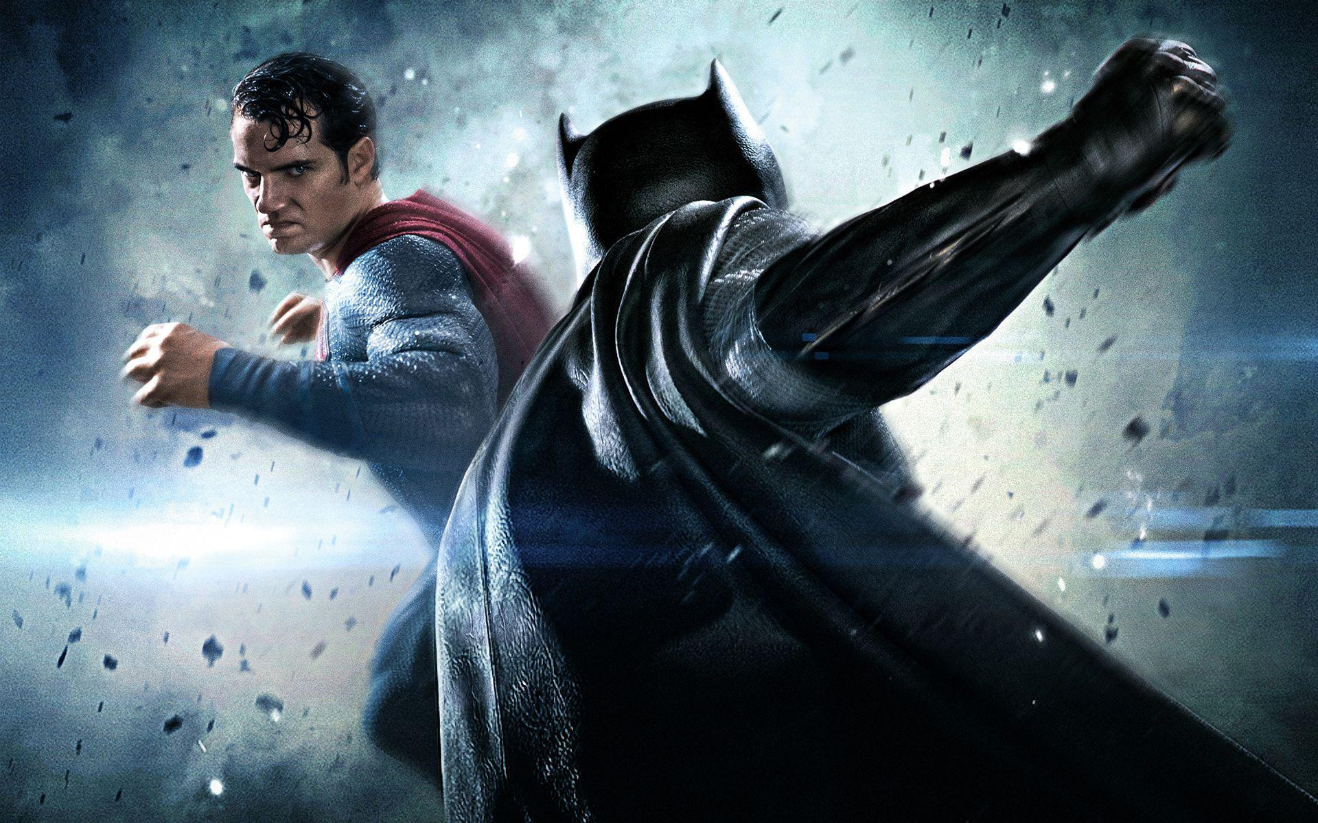 Batman V Superman Dawn of Justice New Wallpapers