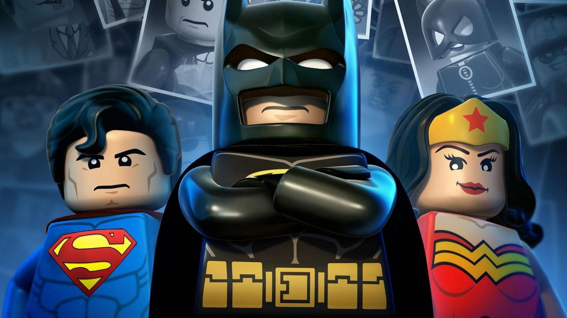 Batman Drops the Mic In the First The LEGO Batman Movie Trailer