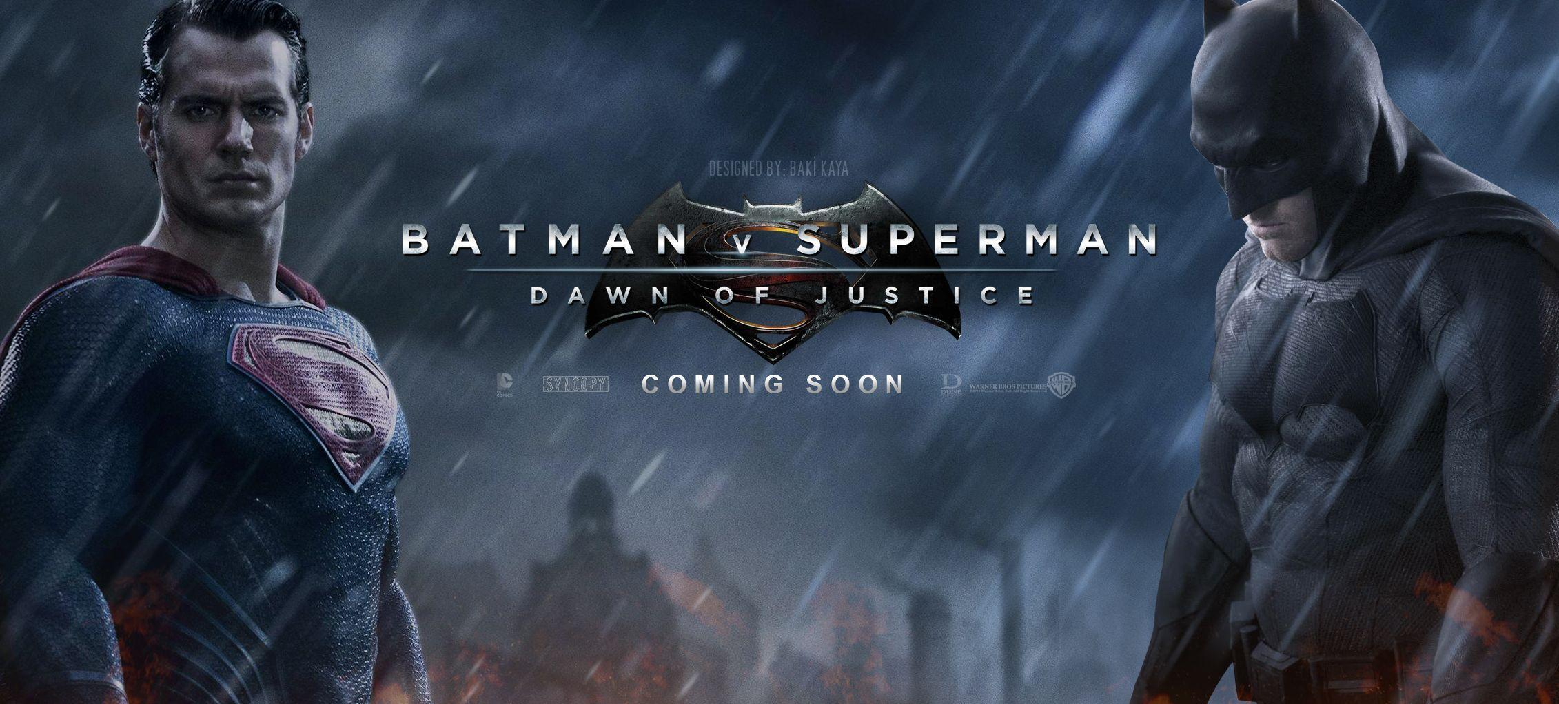 Batman v Superman Dawn Of Justice 2015 Movie Wallpapers