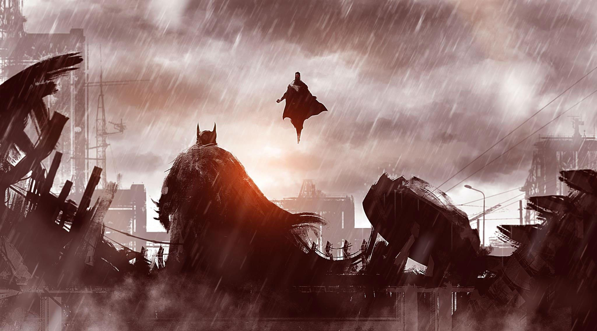Batman Vs Superman Dawn Of Justice Hd Wallpapers