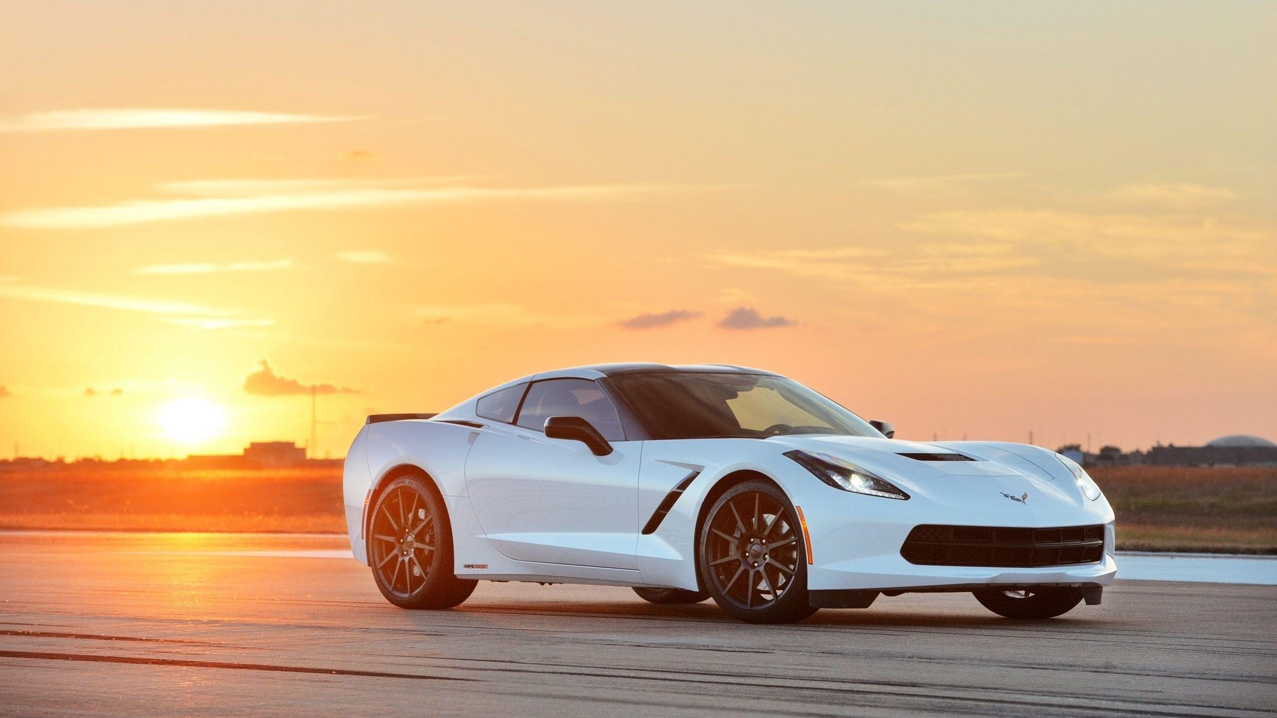 Corvette Stingray 2017 Wallpapers HD