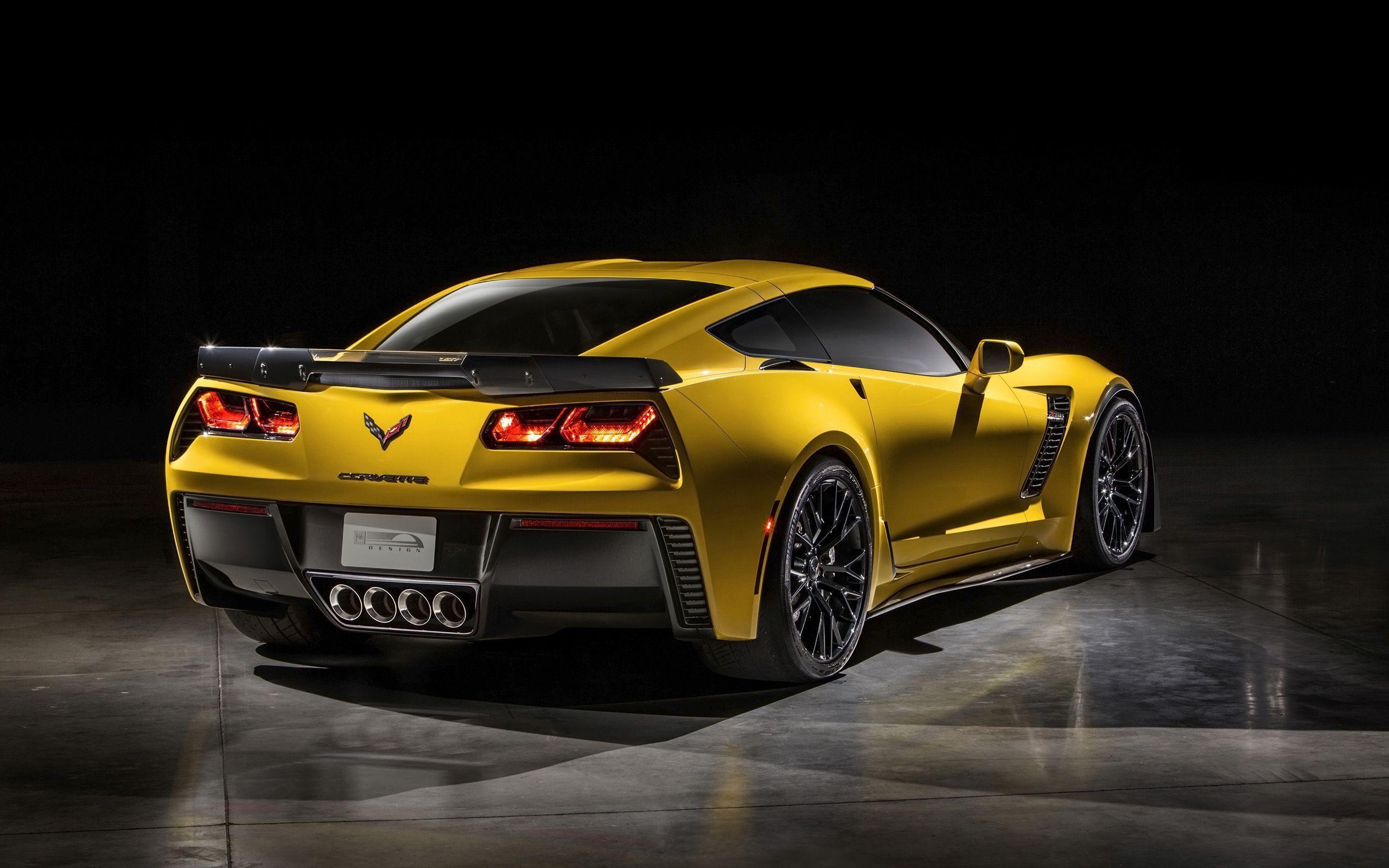 Corvette stingray 2017 wallpapers hd wallpaper cave - Corvette wallpaper ...