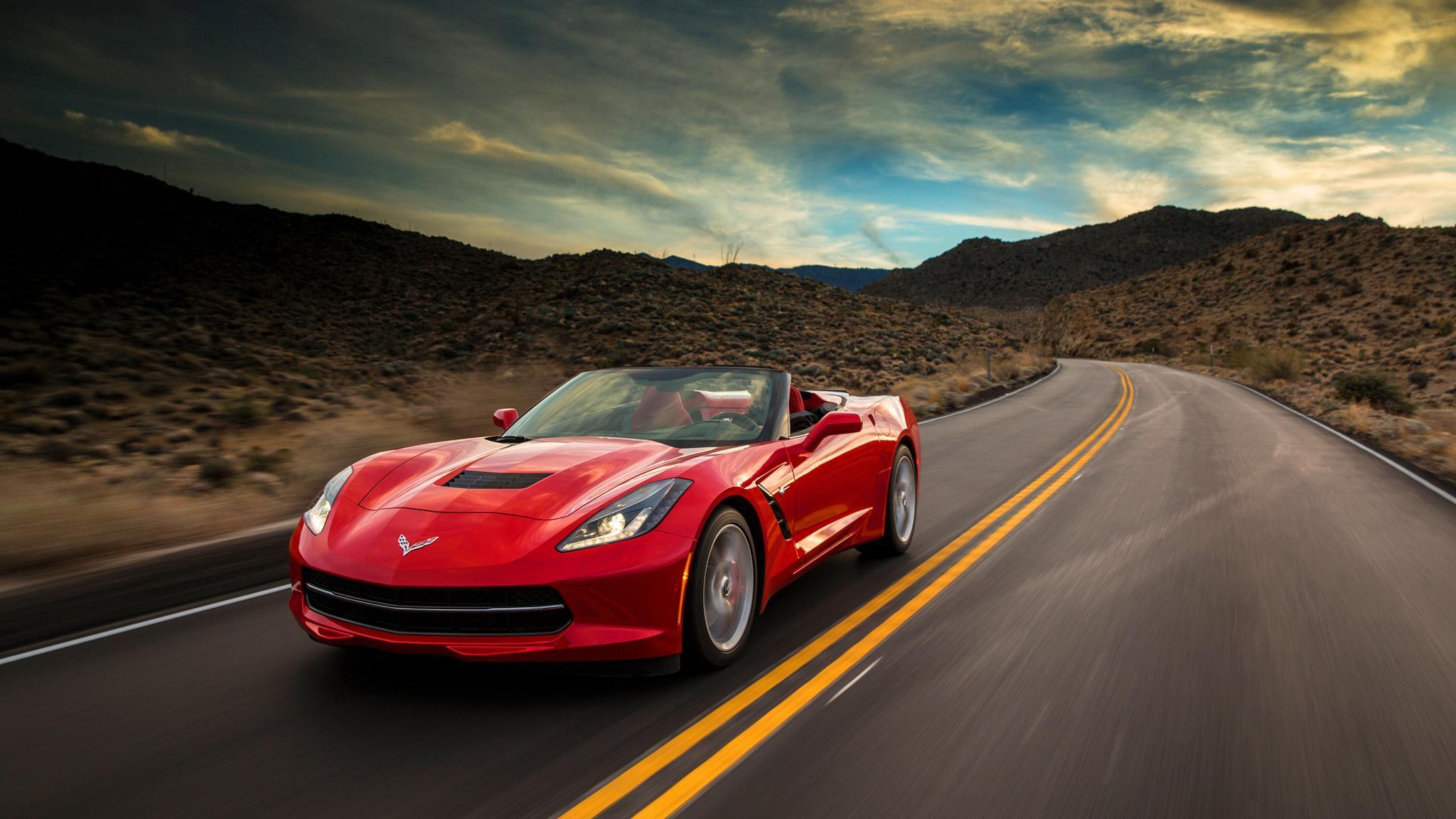 corvette wallpaper hd - photo #7