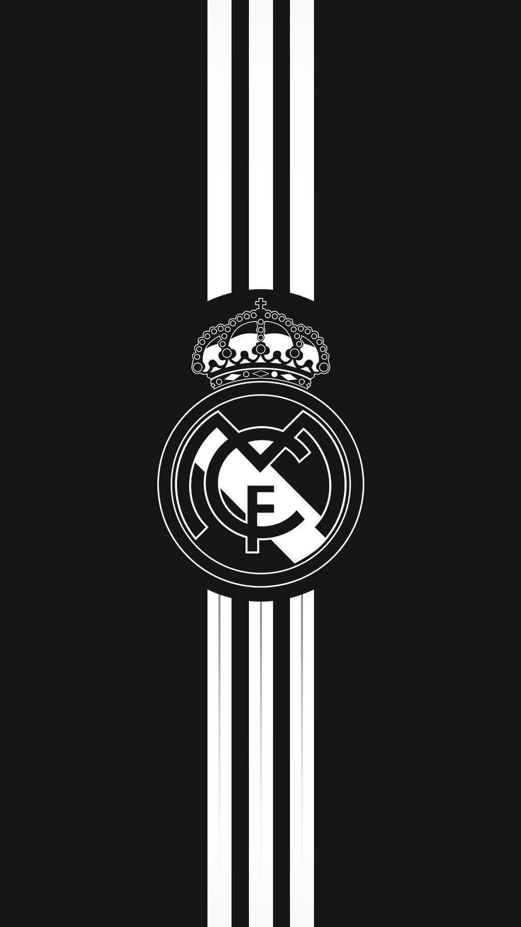 real madrid logo wallpapers hd 2017 wallpaper cave