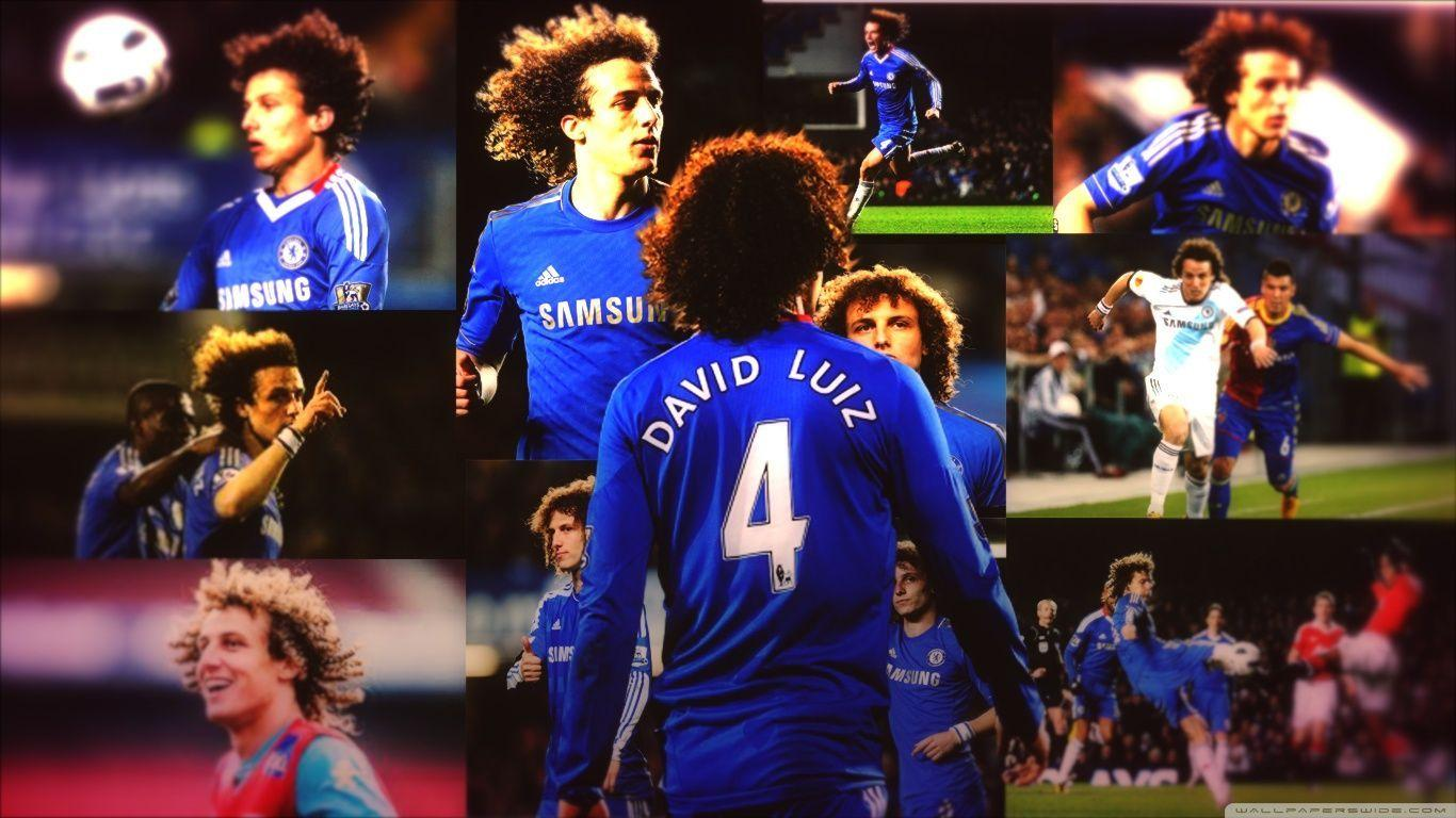 David Luiz Wallpapers 2017 HD