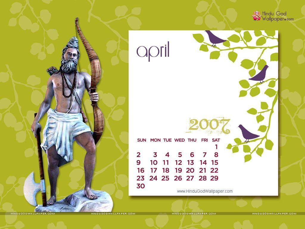 Desktop Calendar Wallpaper April 2017 Free Download