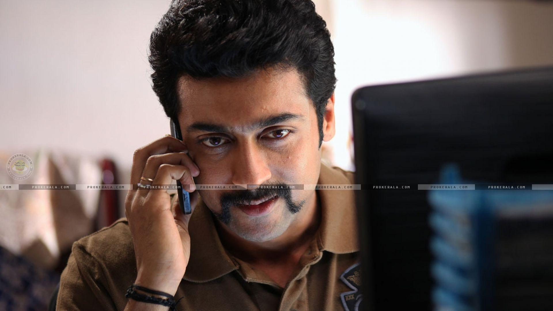 Surya in Singam 2 - Surya Wallpapers for download Still # 36