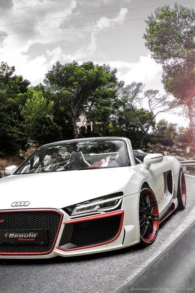 Audi R8 Wallpaper iPhone - image #36