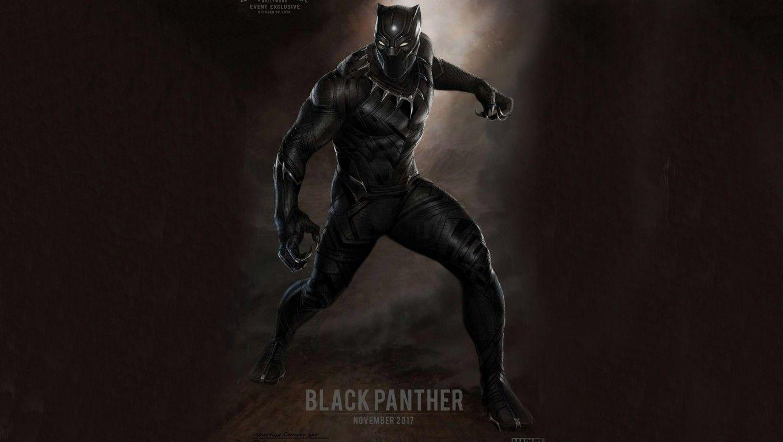 Black Panther iPhone Wallpaper - WallpaperSafari