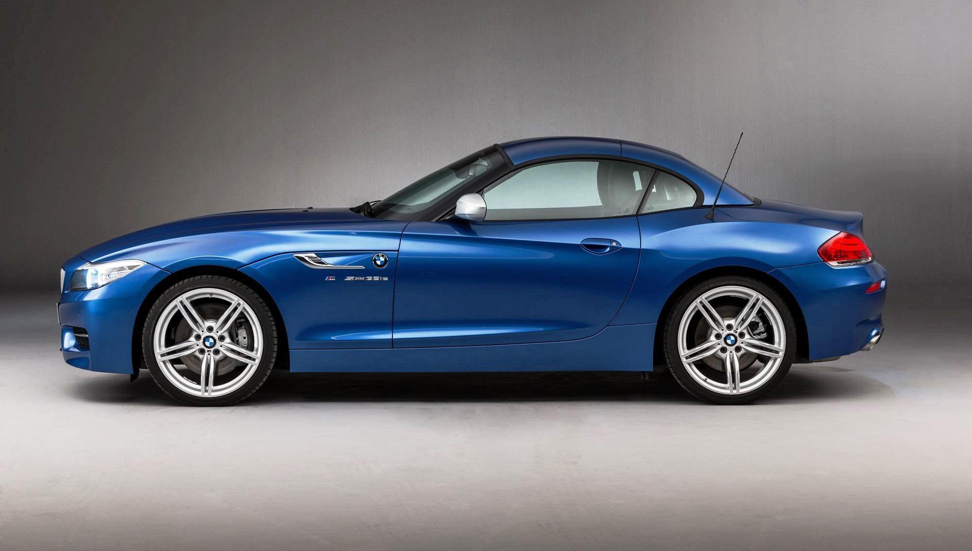 2017 BMW_Z4 HD Wallpaper - Car Wallpaper Hub