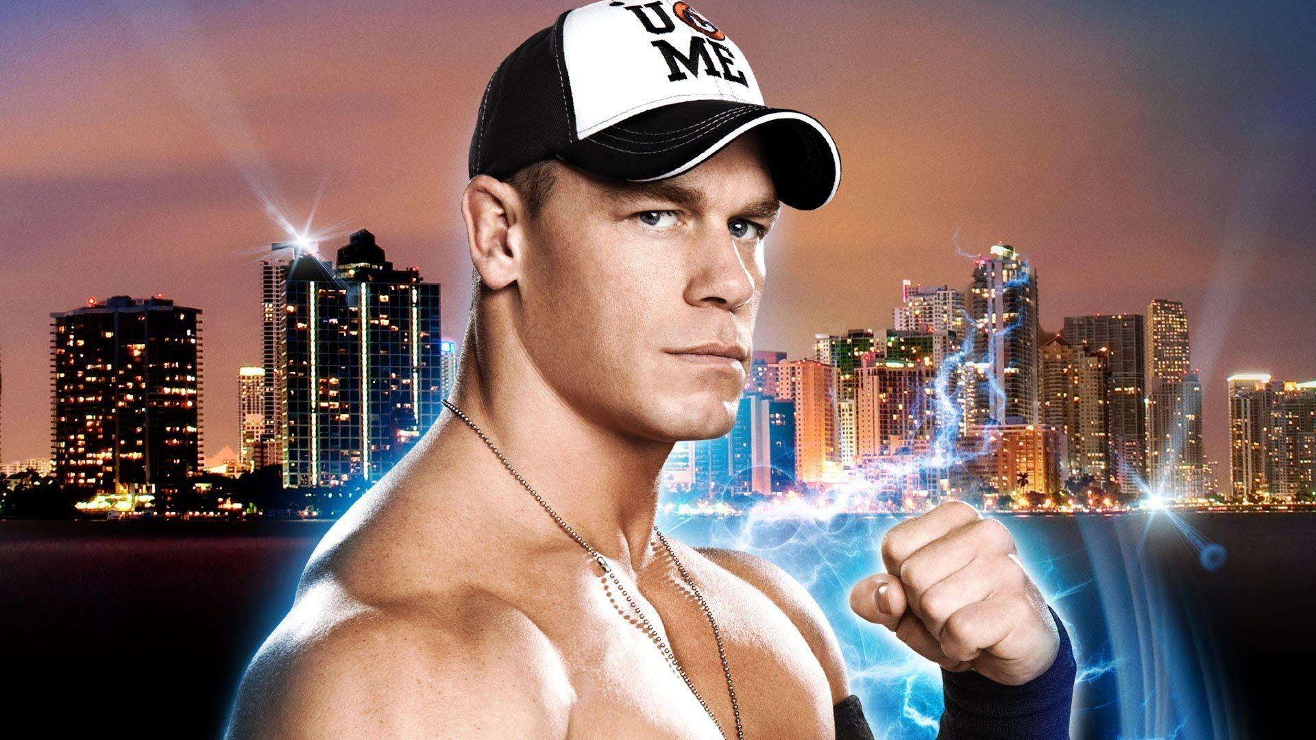 WWE John Cena Mobile Wallpapers 2017 - Wallpaper Cave