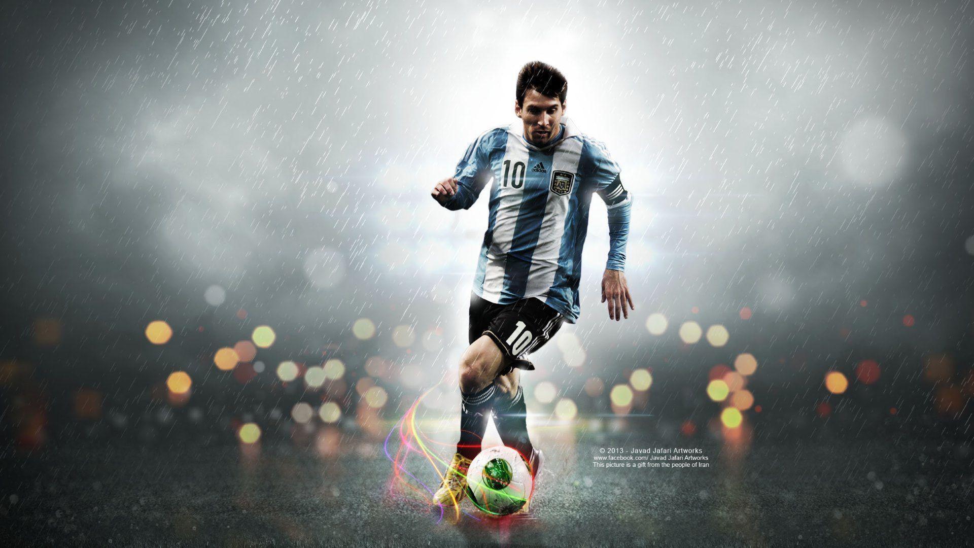 Messi HD Wallpapers 1080p 2017 - Wallpaper Cave