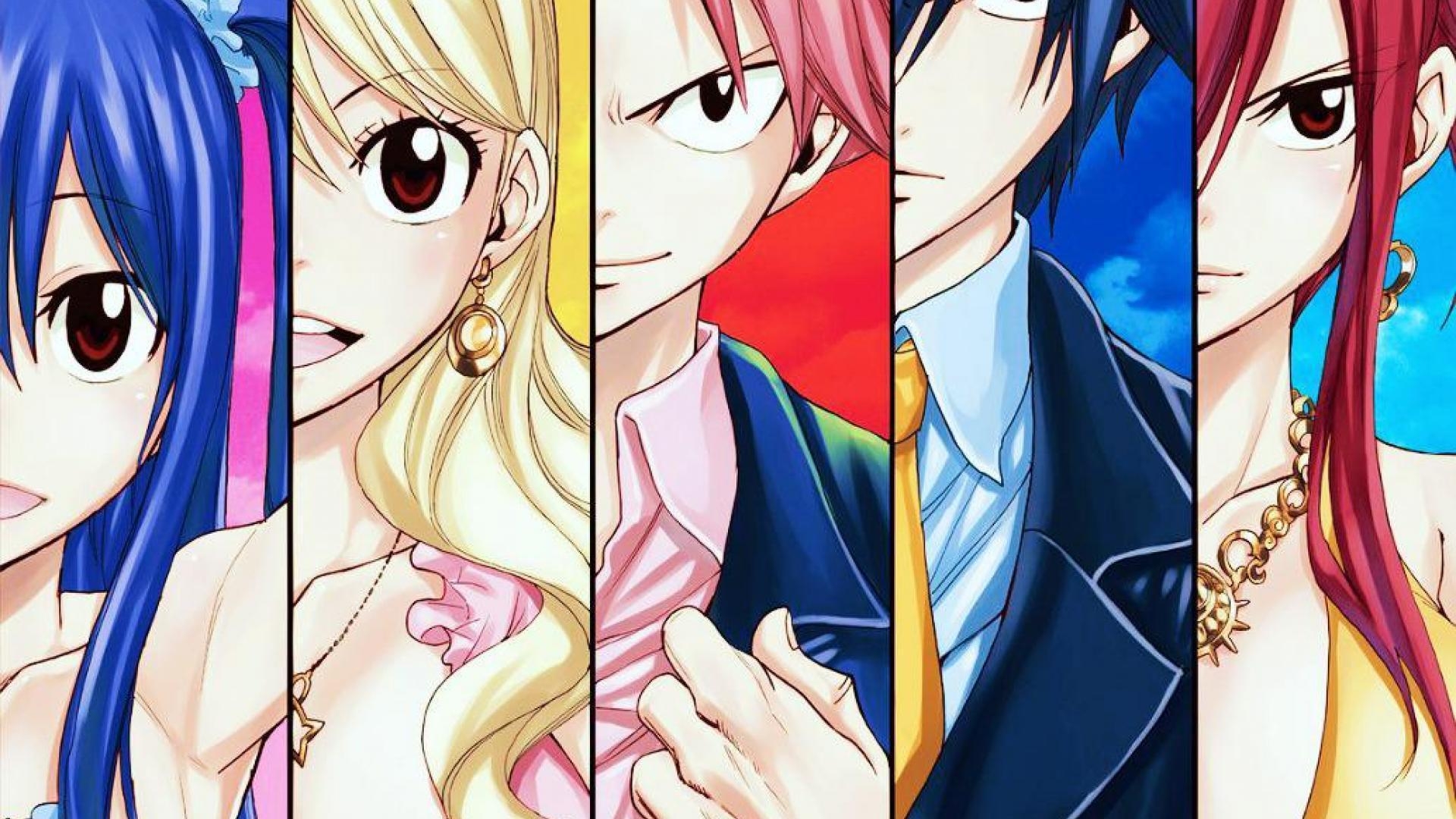 Fairy Tail 2017 Wallpapers HD - Wallpaper Cave
