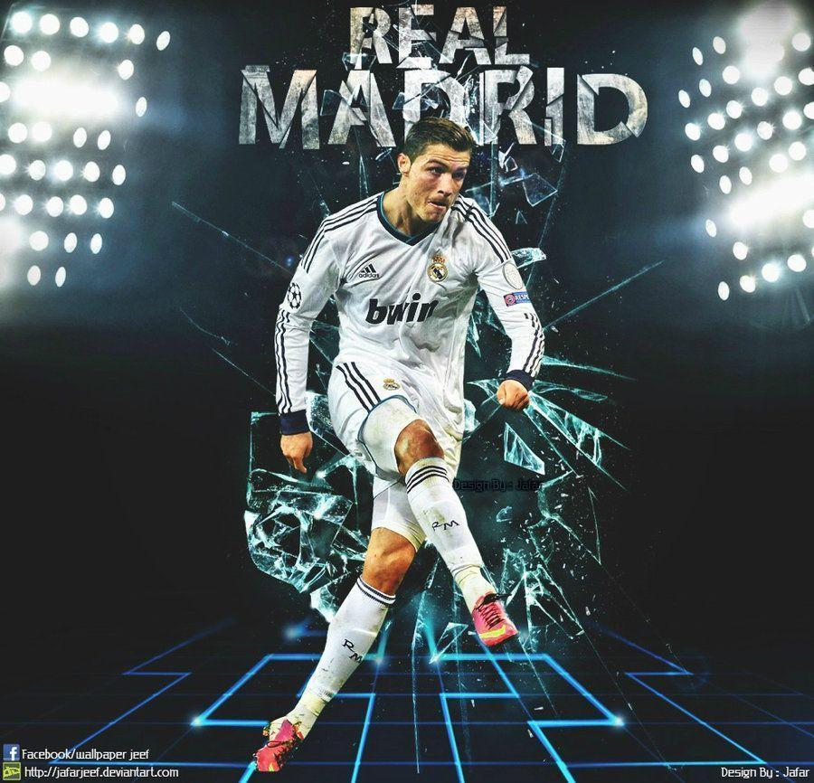 Cristiano Ronaldo Wallpaper: Cristiano Ronaldo Wallpapers 2017 Real Madrid