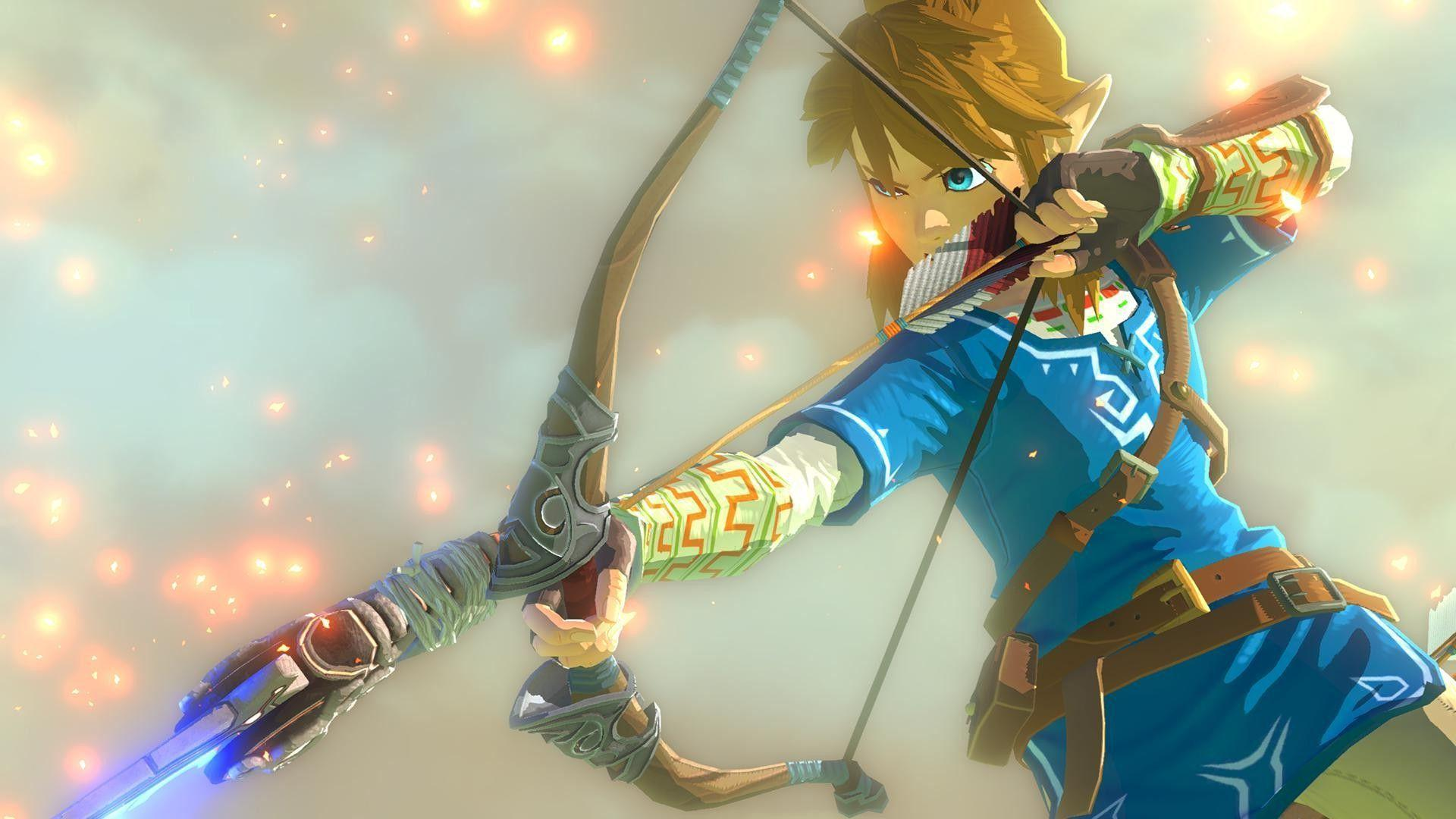 hd zelda wallpapers - photo #33