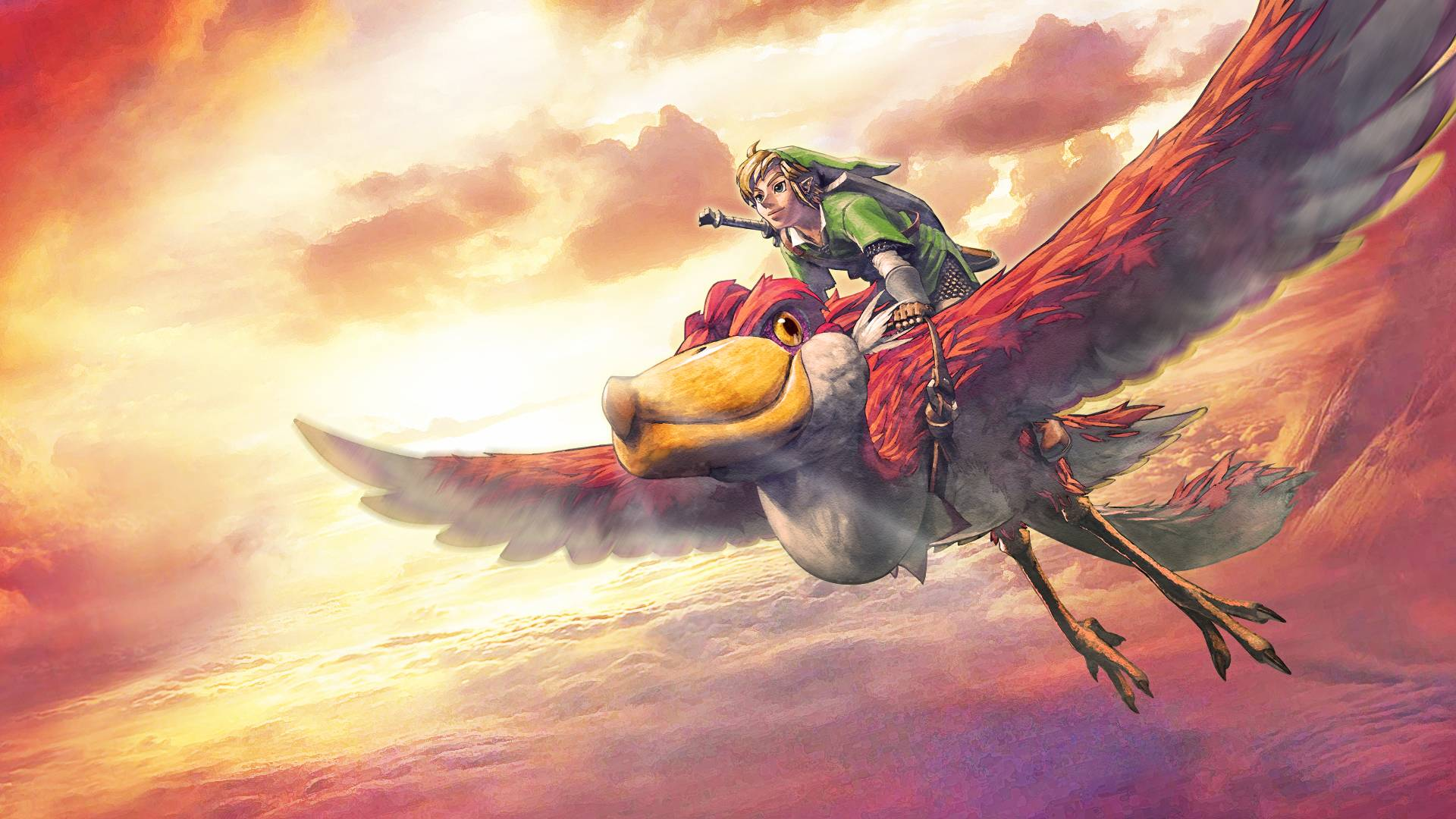 hd zelda wallpapers - photo #12