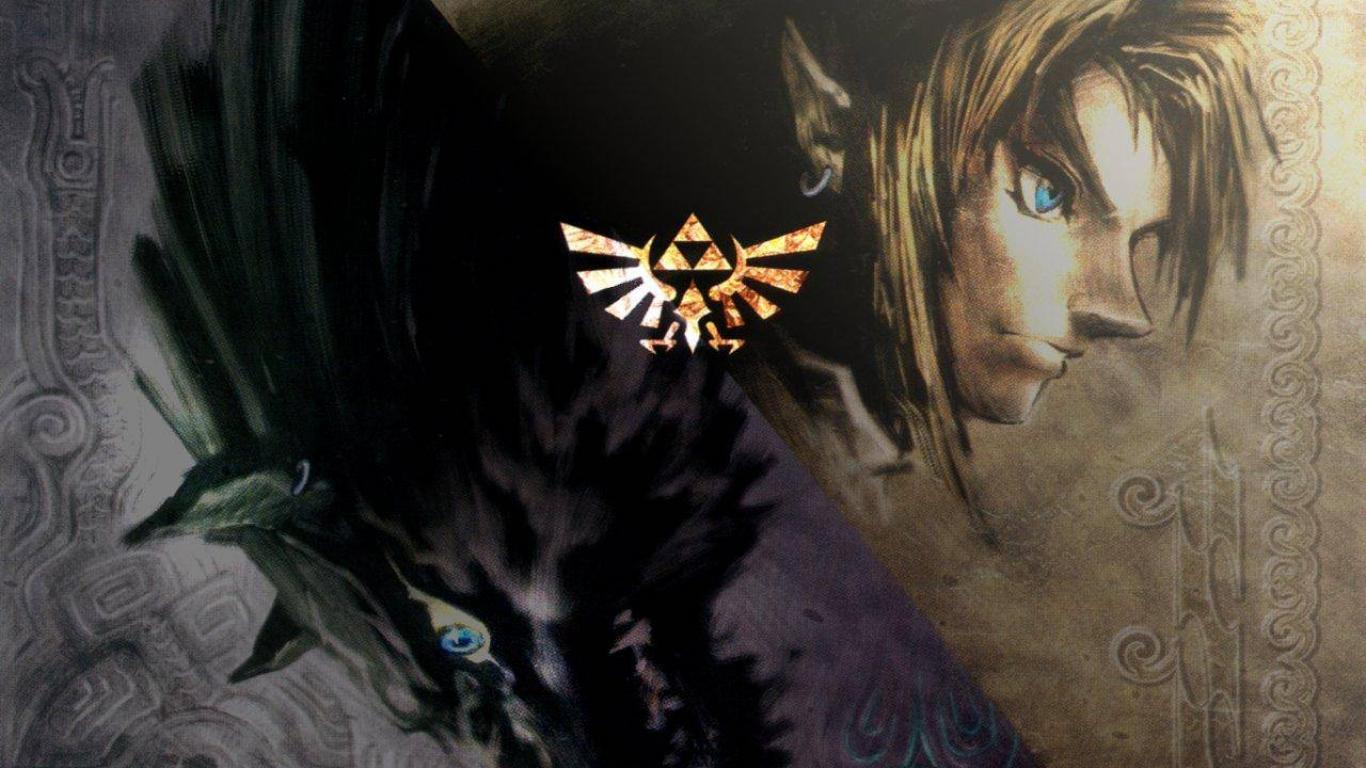 1366 x 768 Wallpapers Zelda