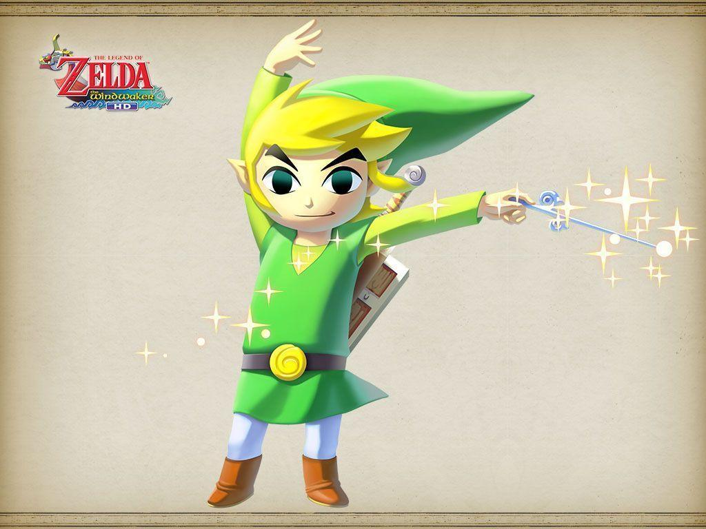 Legend Of Zelda: The Wind Waker HD Wallpapers, Facebook Covers