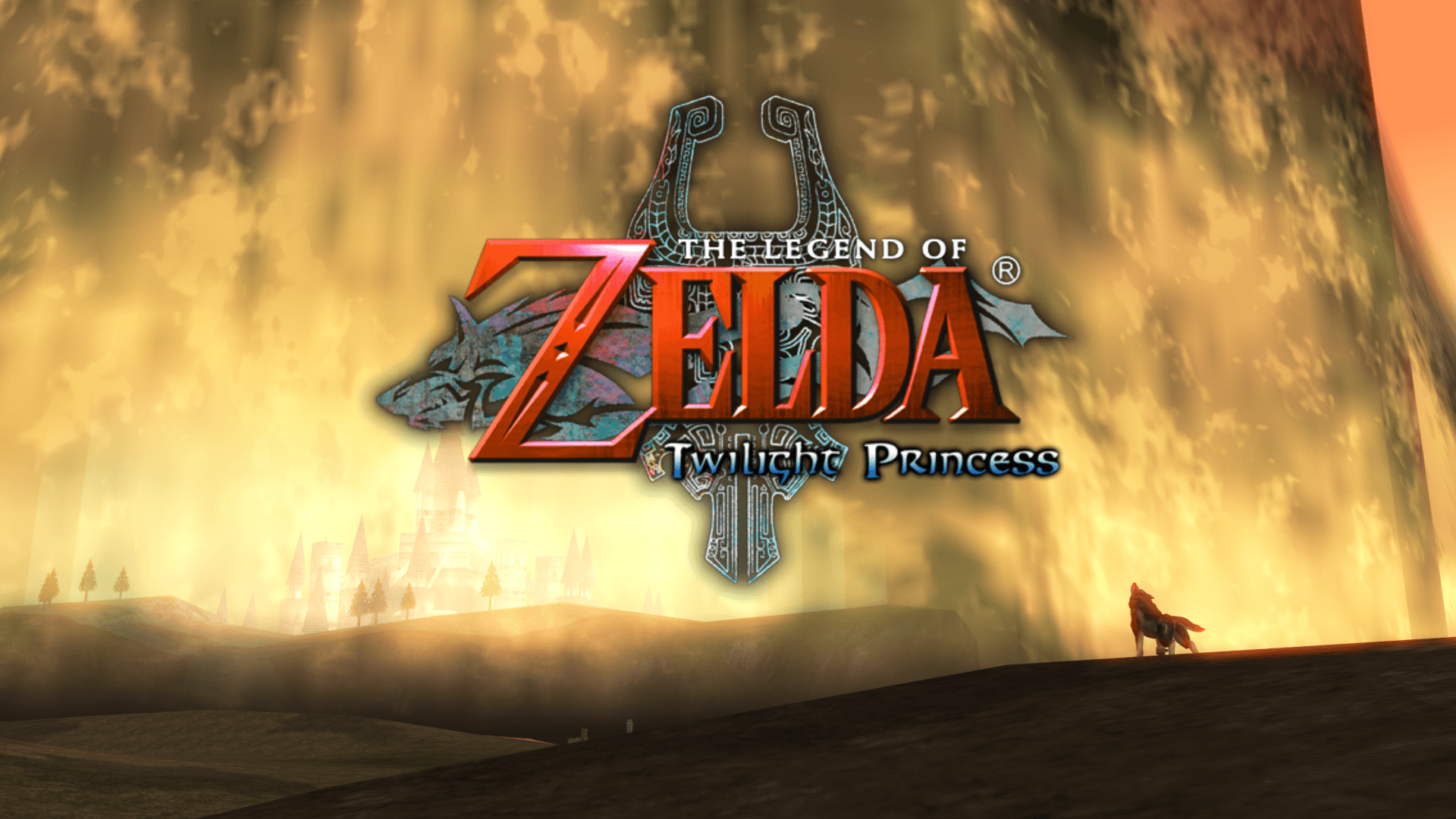 The Legend Of Zelda Twilight Princess Wallpapers HD
