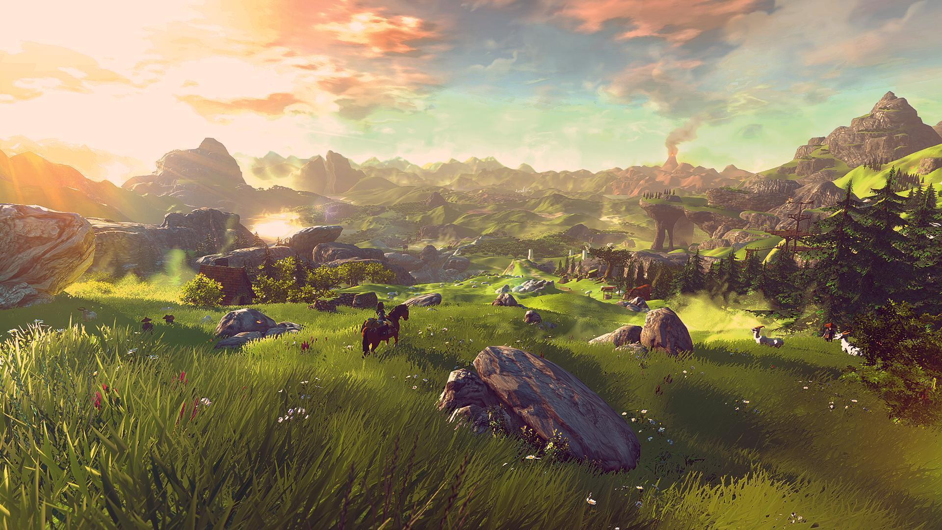 Zelda U Press Image