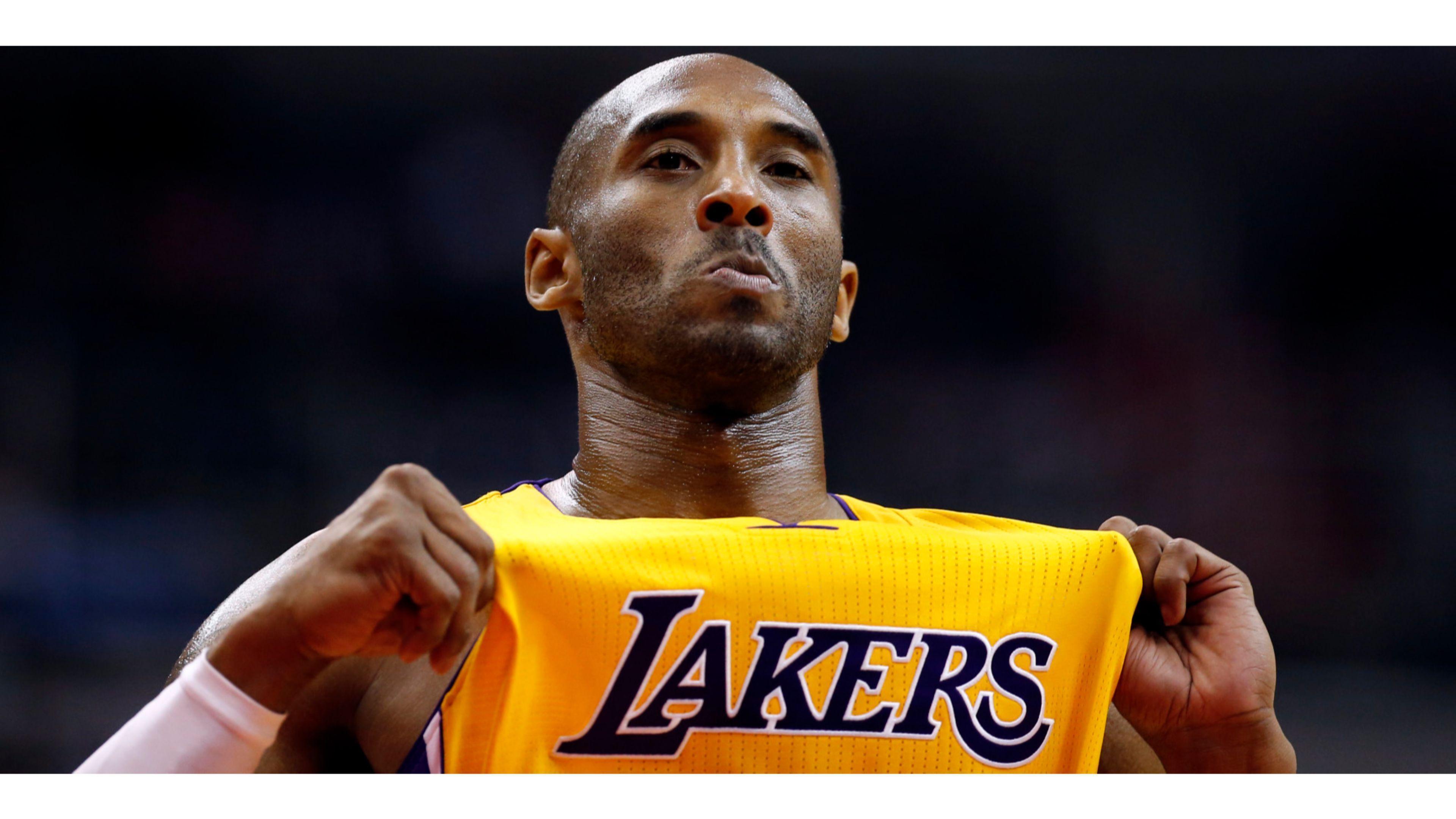Kobe Bean Bryant Philadelphia Pennsylvania 23 augustus 1978 is een Amerikaans voormalig basketbalspeler Hij speelde gedurende heel zijn twintigjarige carrière