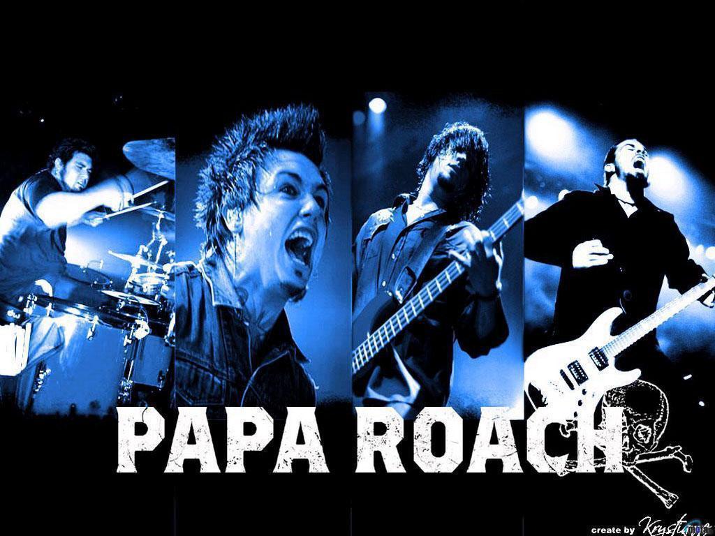 papa roach 2017 - photo #43