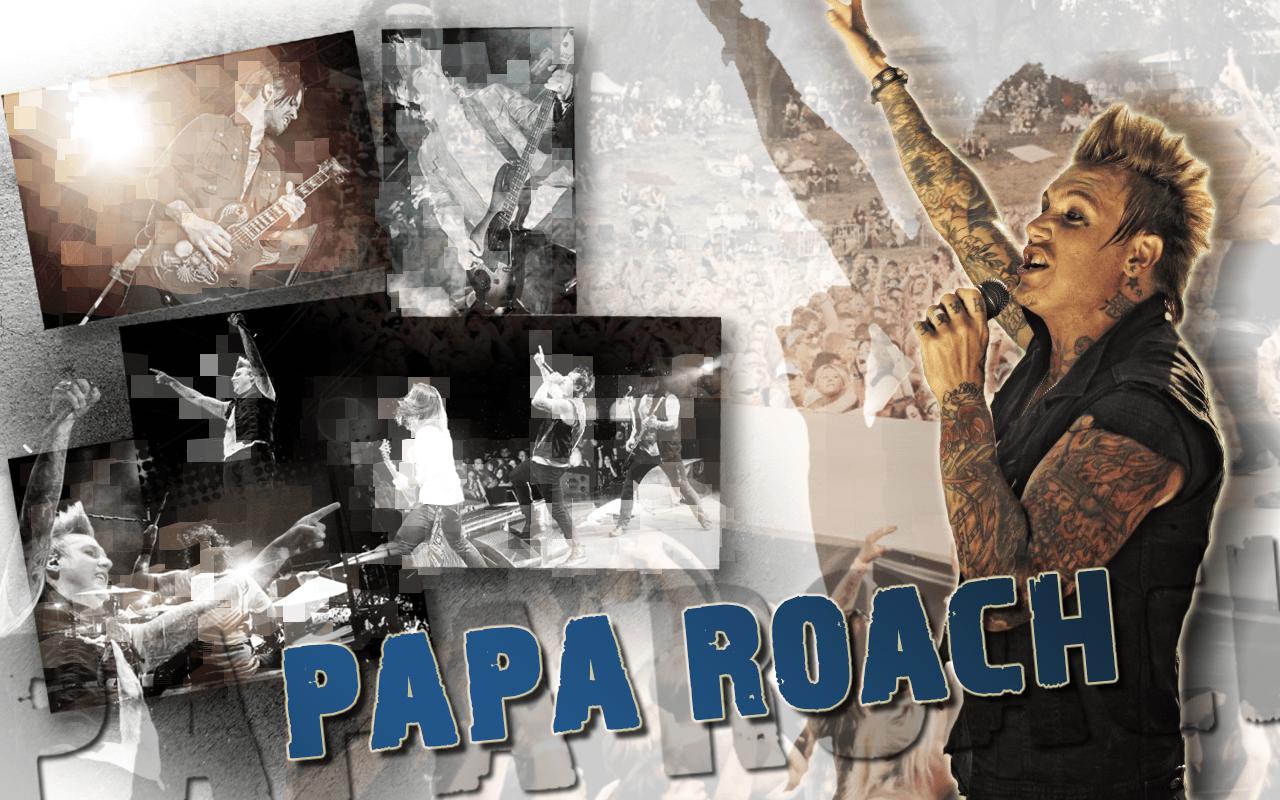 papa roach 2017 - photo #25
