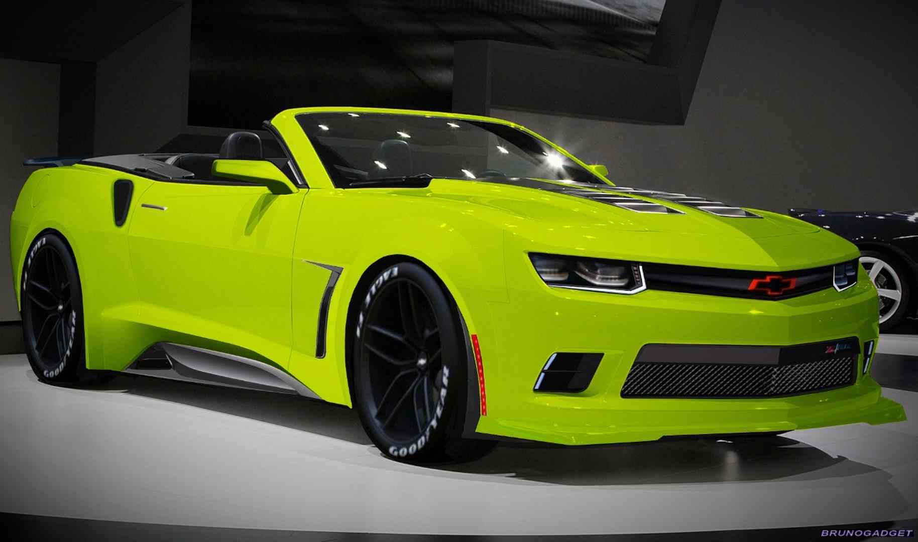 Picture 2016, 2016 Chevrolet Camaro ZL1 HD Image Wallpapers