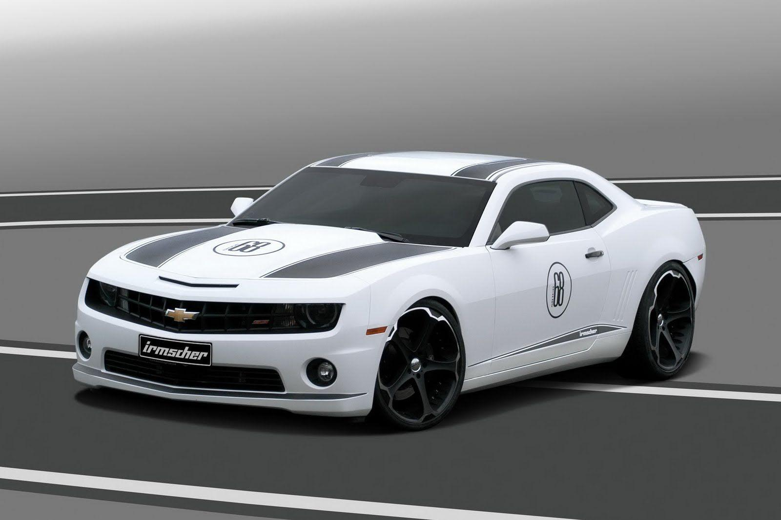 Chevrolet Camaro 2014 Black