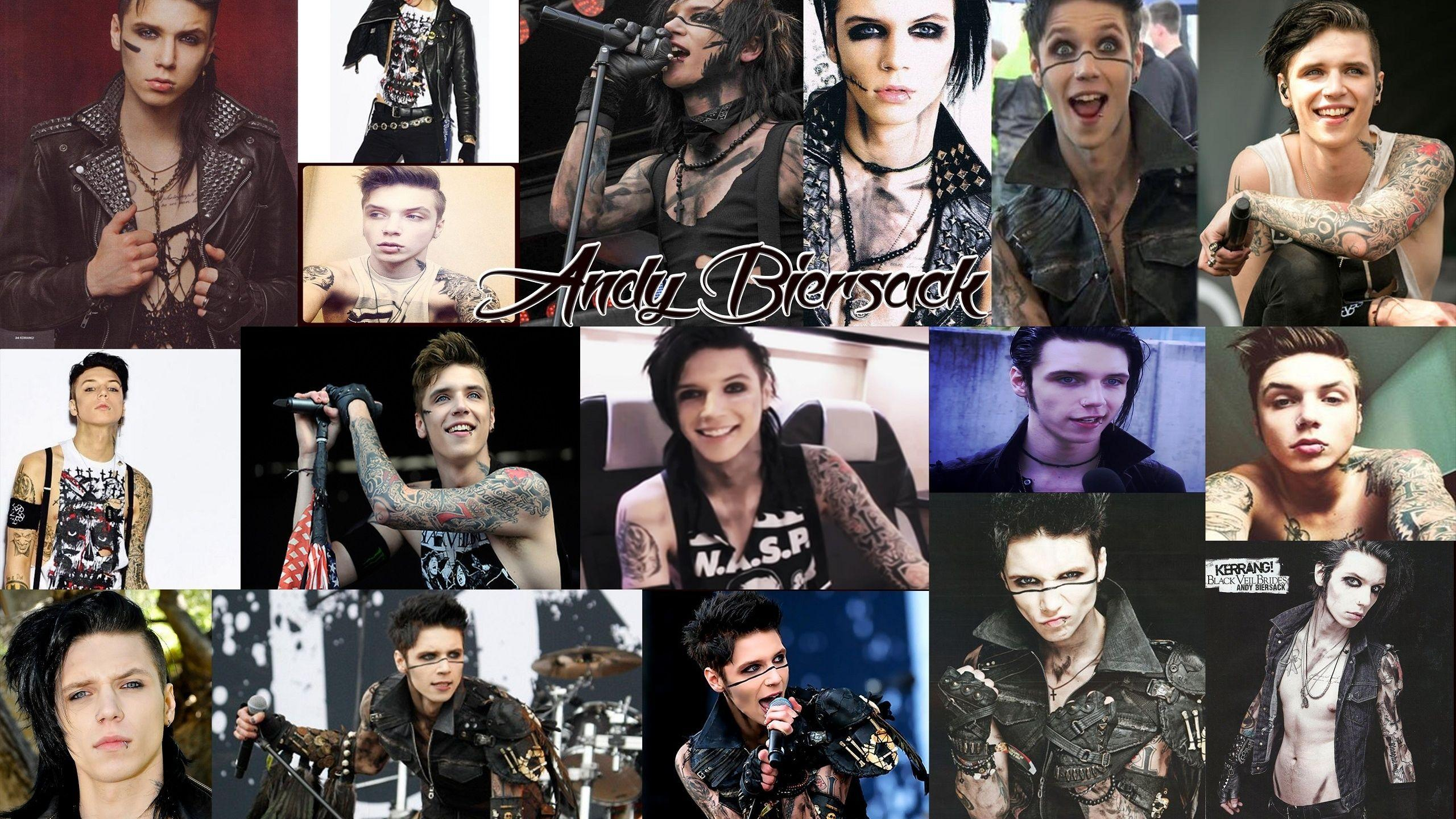 Andy Biersack 2017 Wallpapers - Wallpaper Cave
