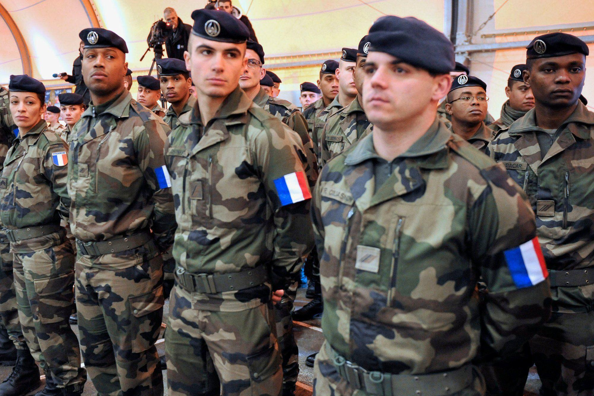 French Army Wallpapers - Wallpaper Cave