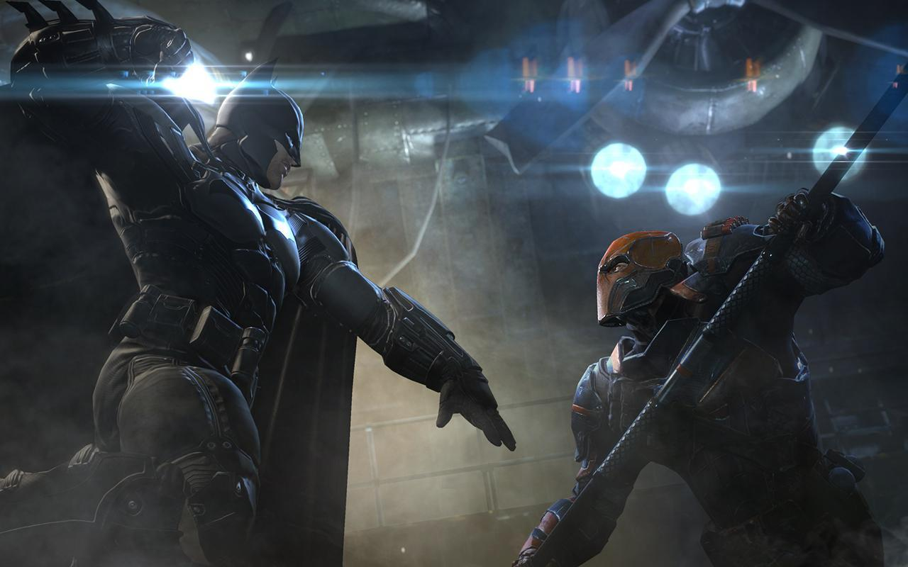 Batman Arkham Origins Wallpapers Wallpaper Cave