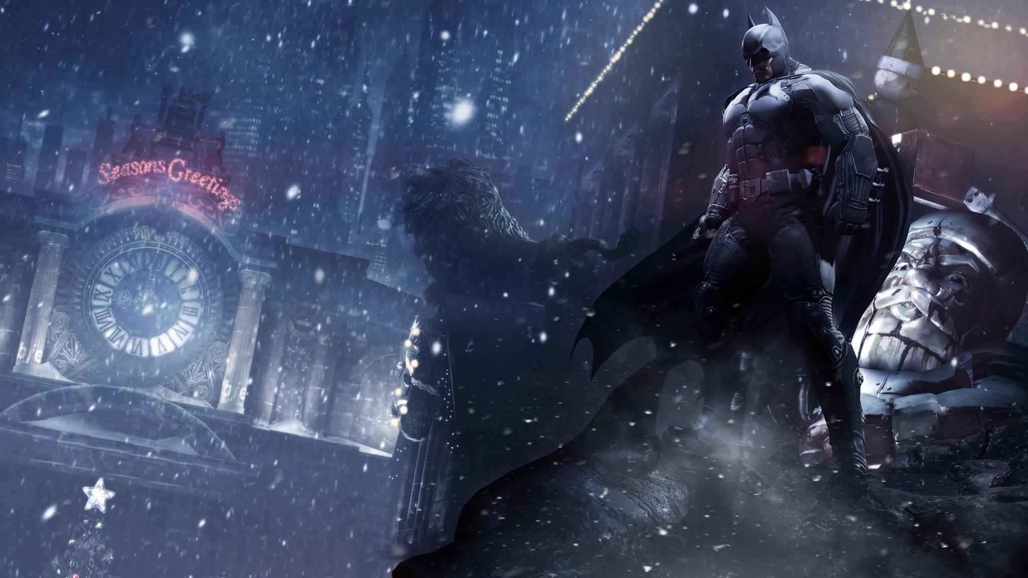 Batman Arkham Origins Wallpapers - Wallpaper Cave