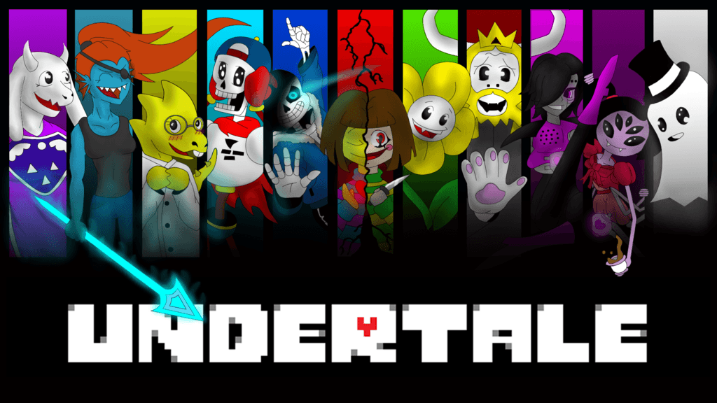 1. Share on Twitter. Undertale
