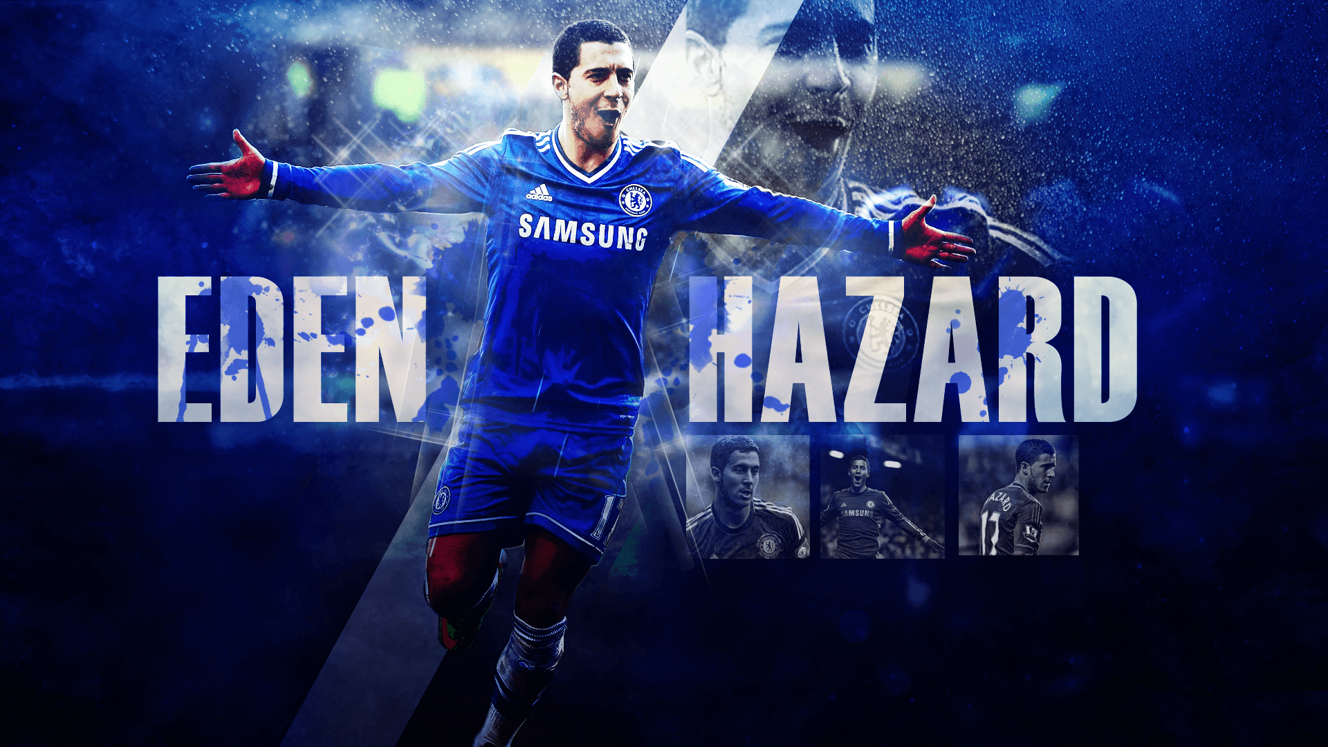 Eden hazard wallpapers wallpaper cave eden hazard chelsea voltagebd Image collections
