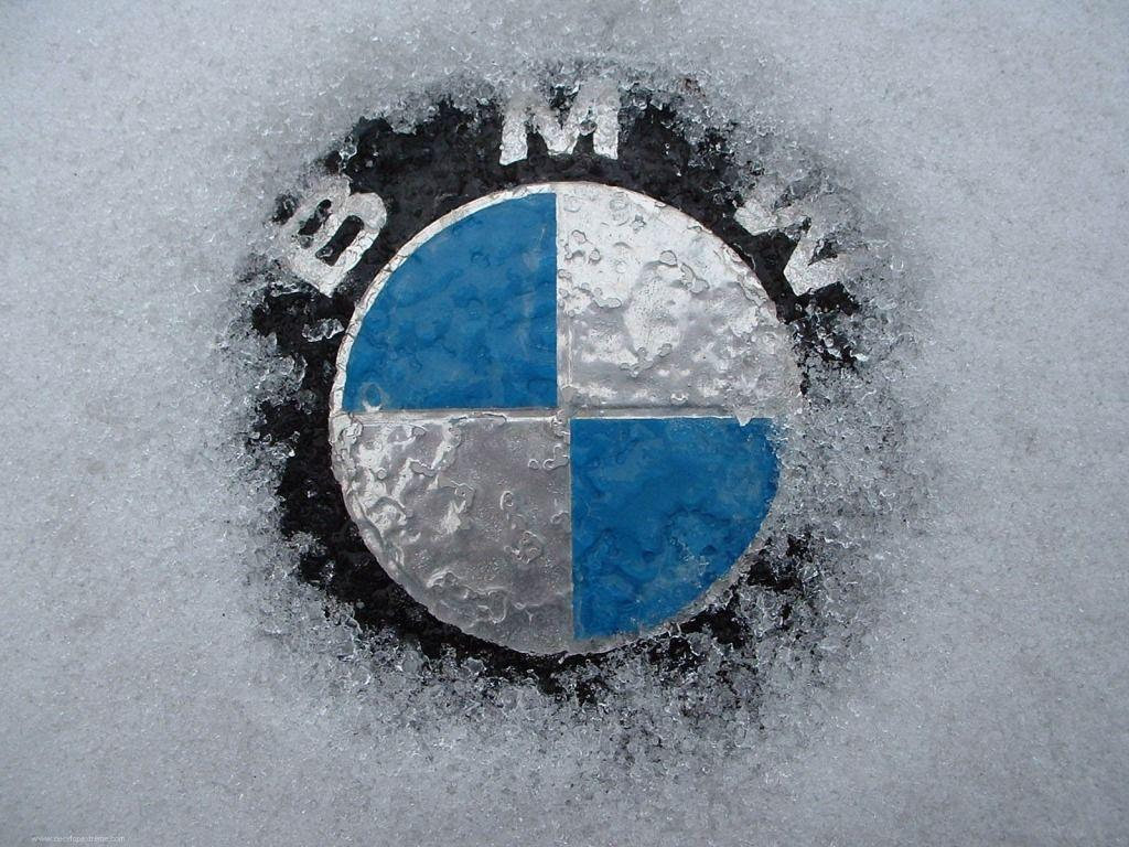 BMW logo freezing