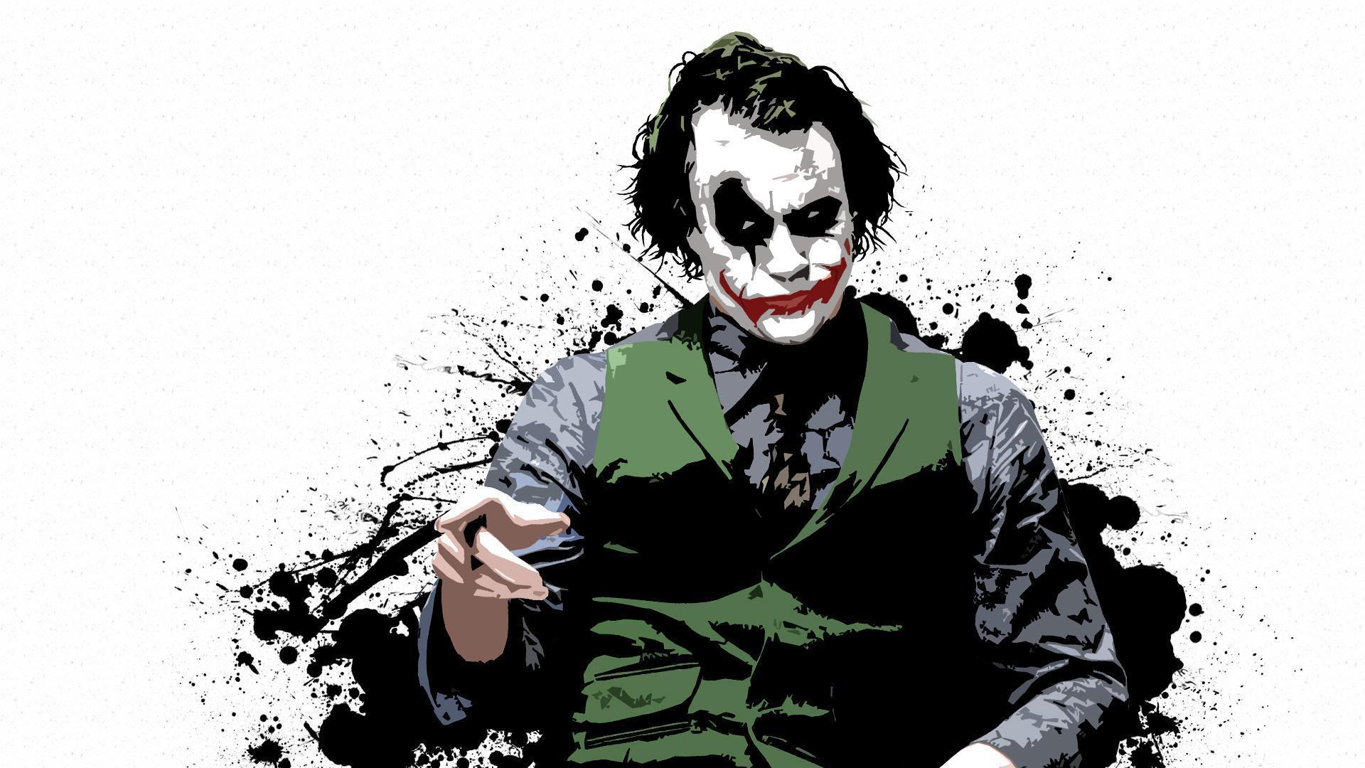 Batman Joker Hd Wallpapers 1080p Wallpaper Cave