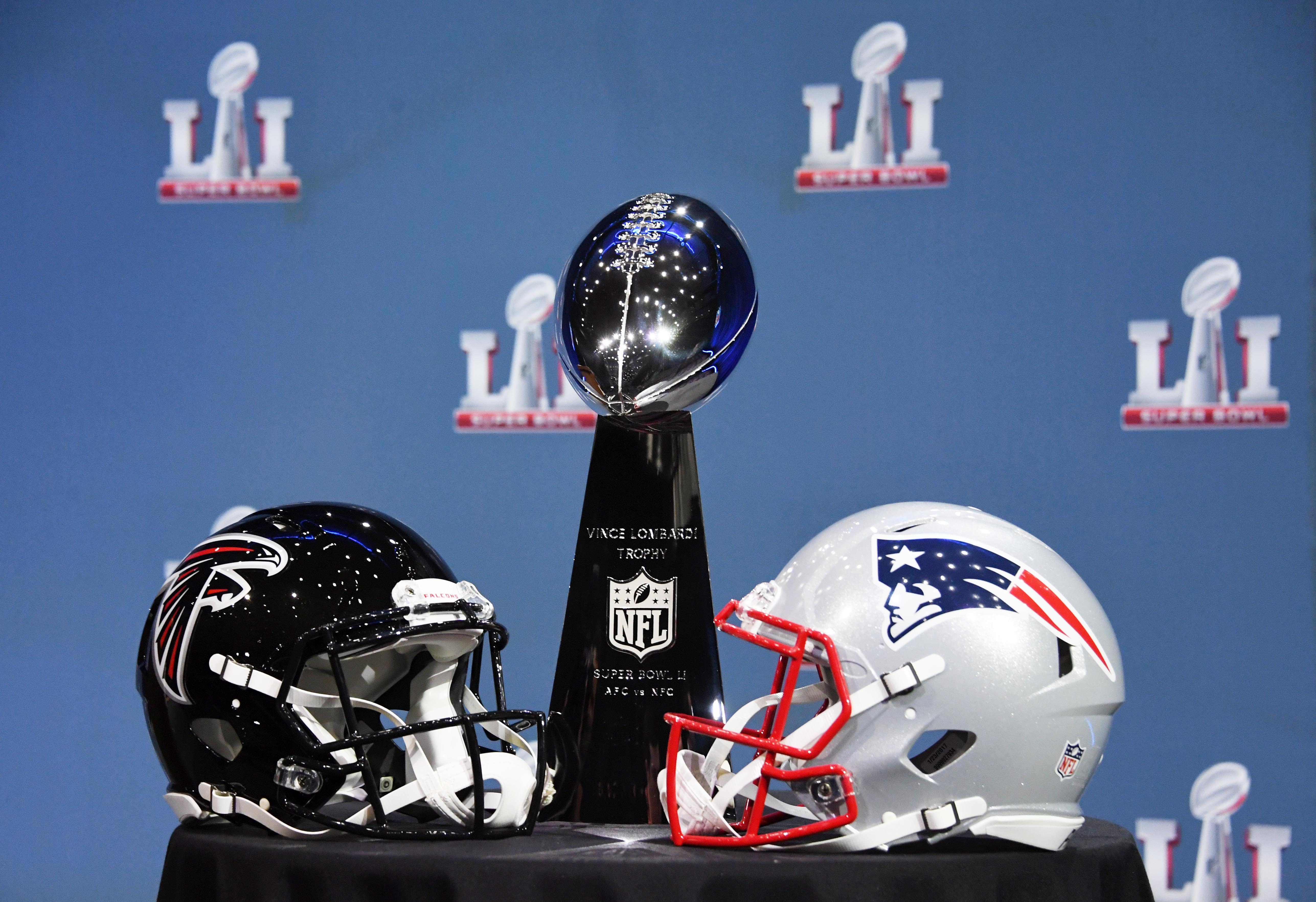 New England Patriots vs Atlanta Falcons